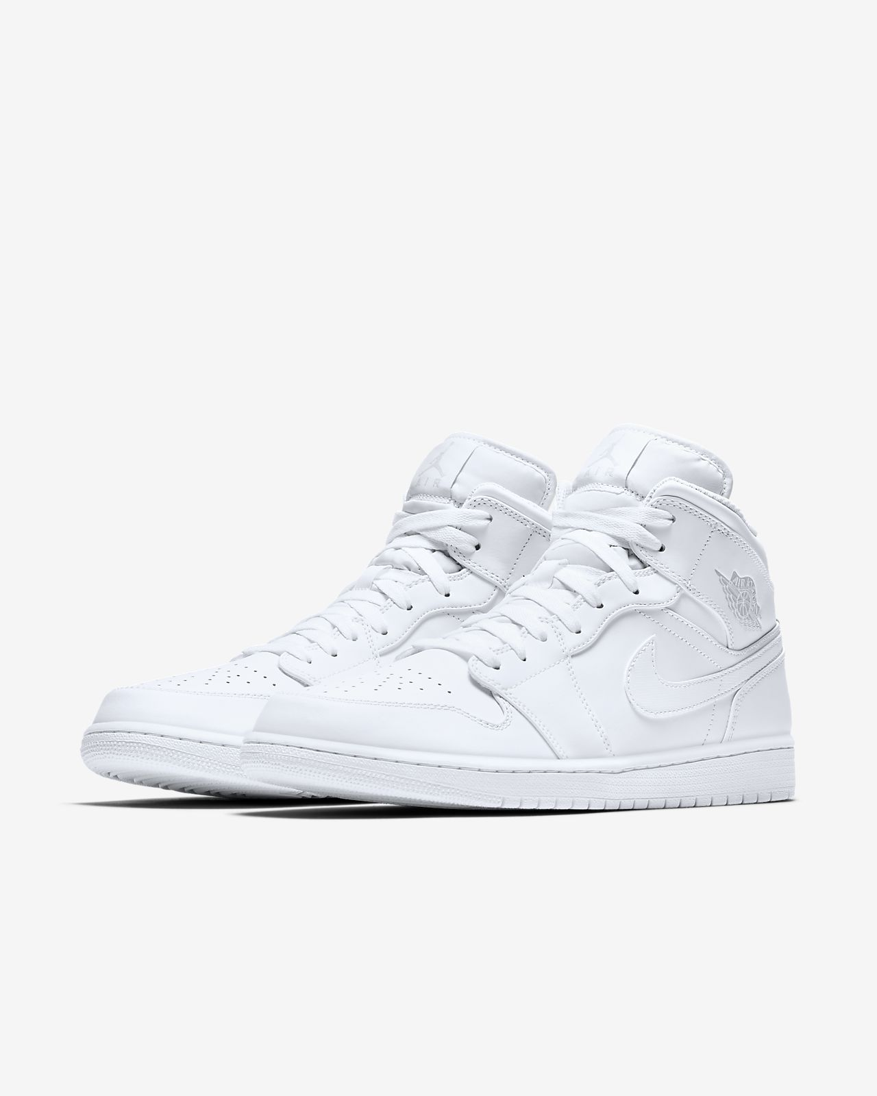 more photos b6f86 89472 Chaussure Air Jordan 1 Low Blanc pour homme Pointure - 41