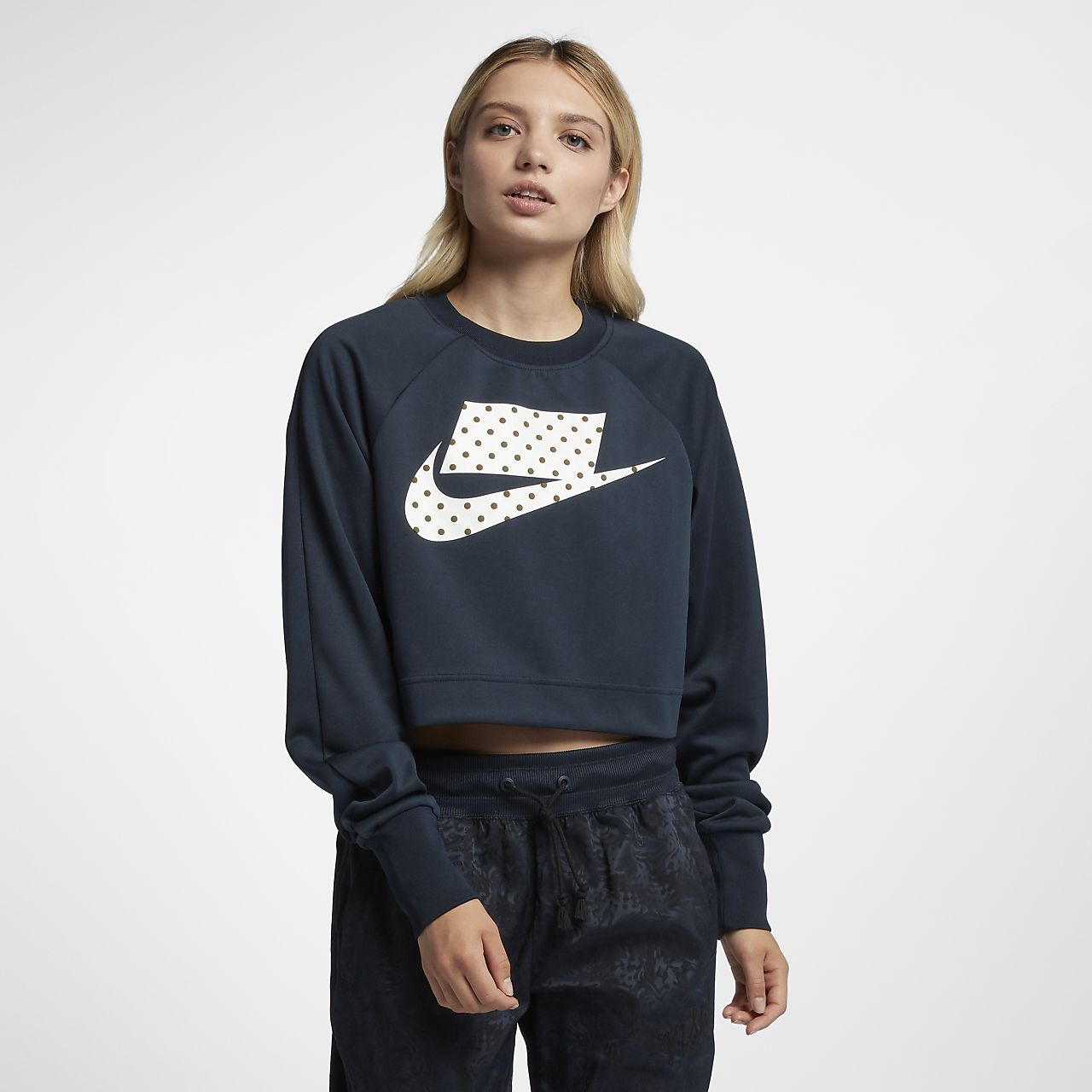 Haut court Nike Sportswear pour Femme