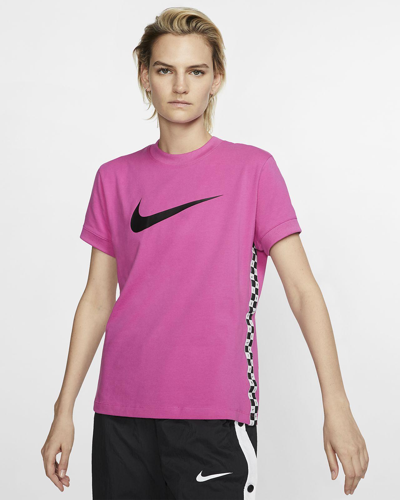 Nike Sportswear-kortærmet top til kvinder