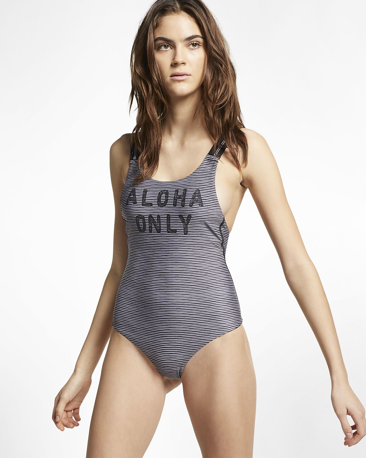 Hurley Quick Dry Aloha Only Women's Bodysuit