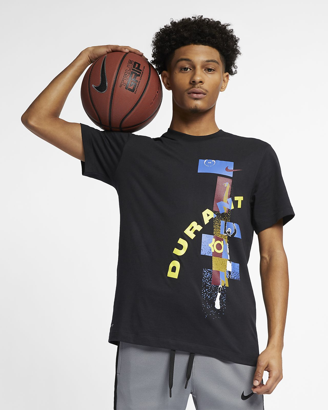 Nike Dri-FIT KD T-shirt voor heren