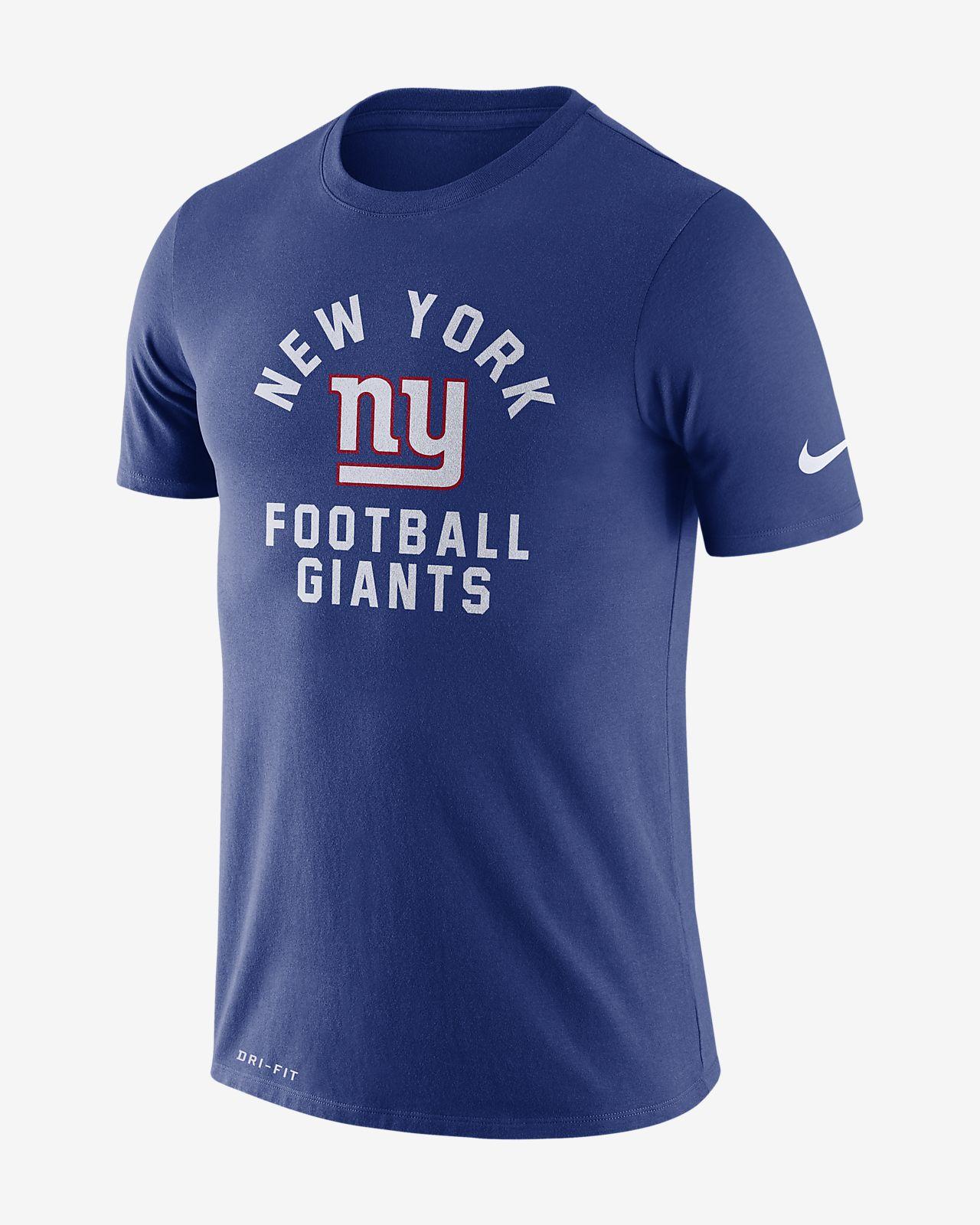 Nike Dri-FIT Local (NFL Giants) Men's T-Shirt