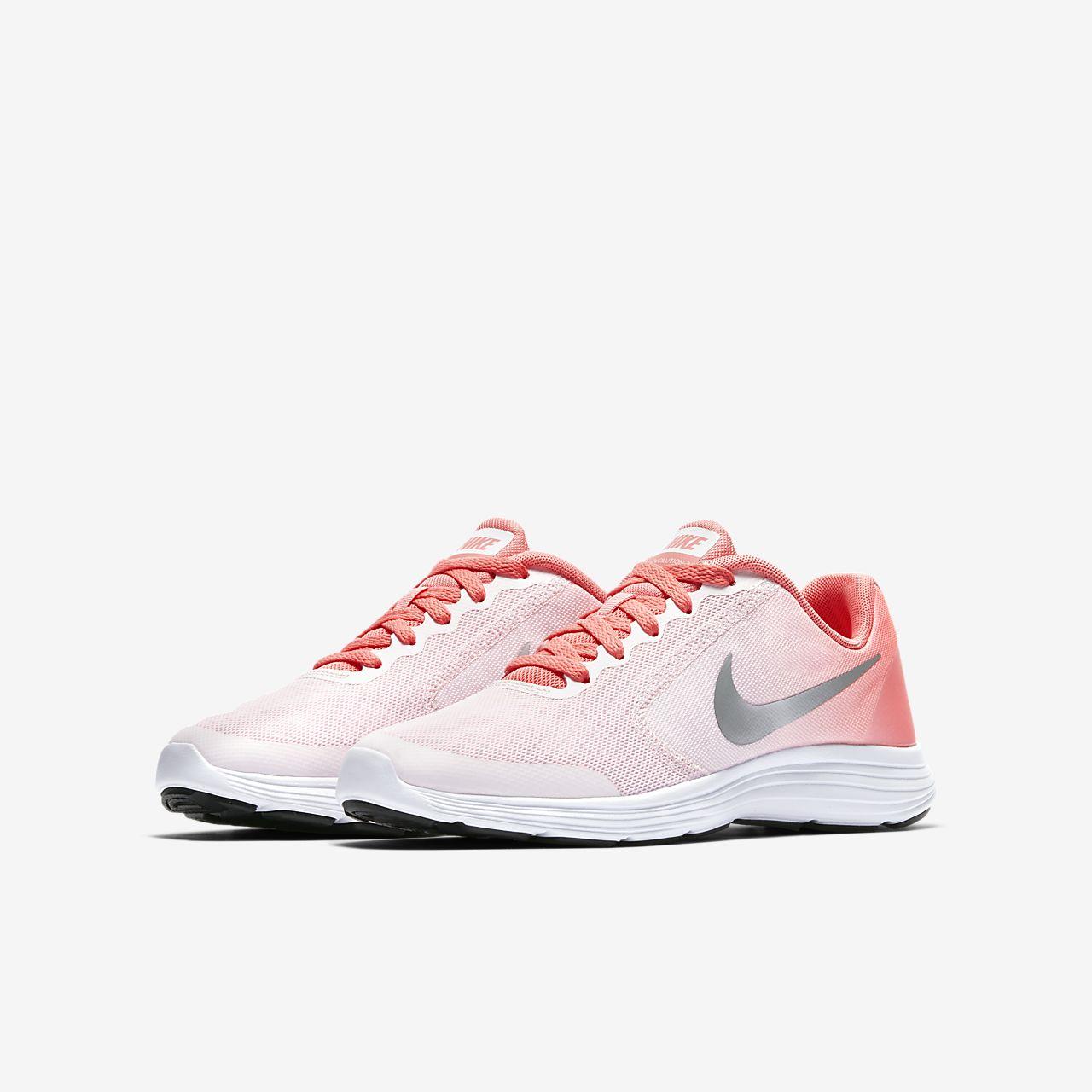 c90e12b4 Беговые кроссовки для школьников Nike Revolution 3. Nike.com RU