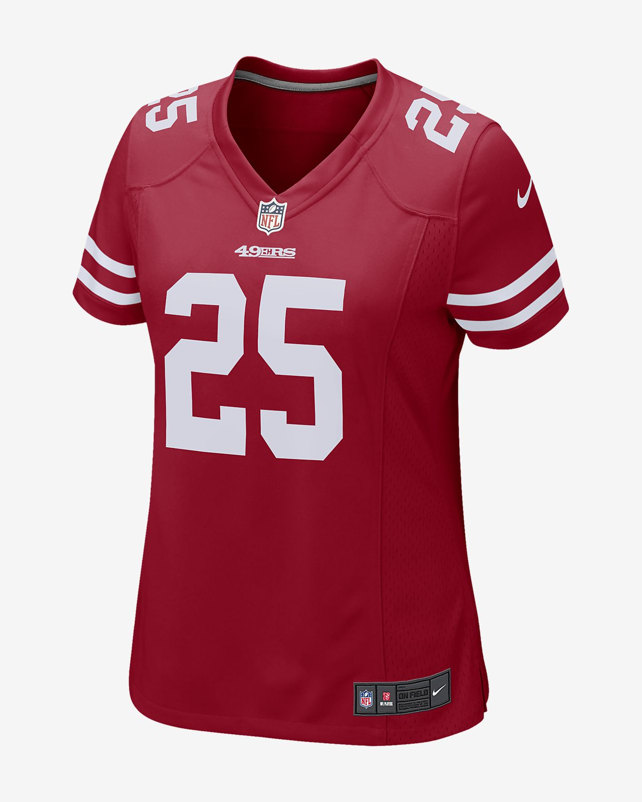 ec463fa70 NFL San Francisco 49ers Game (Richard Sherman) Women s Football ...