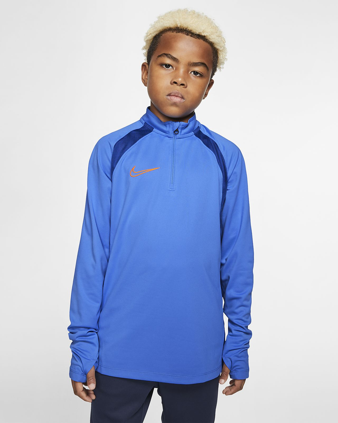 Nike Dri-FIT Academy Fußball-Trainingsoberteil für ältere Kinder