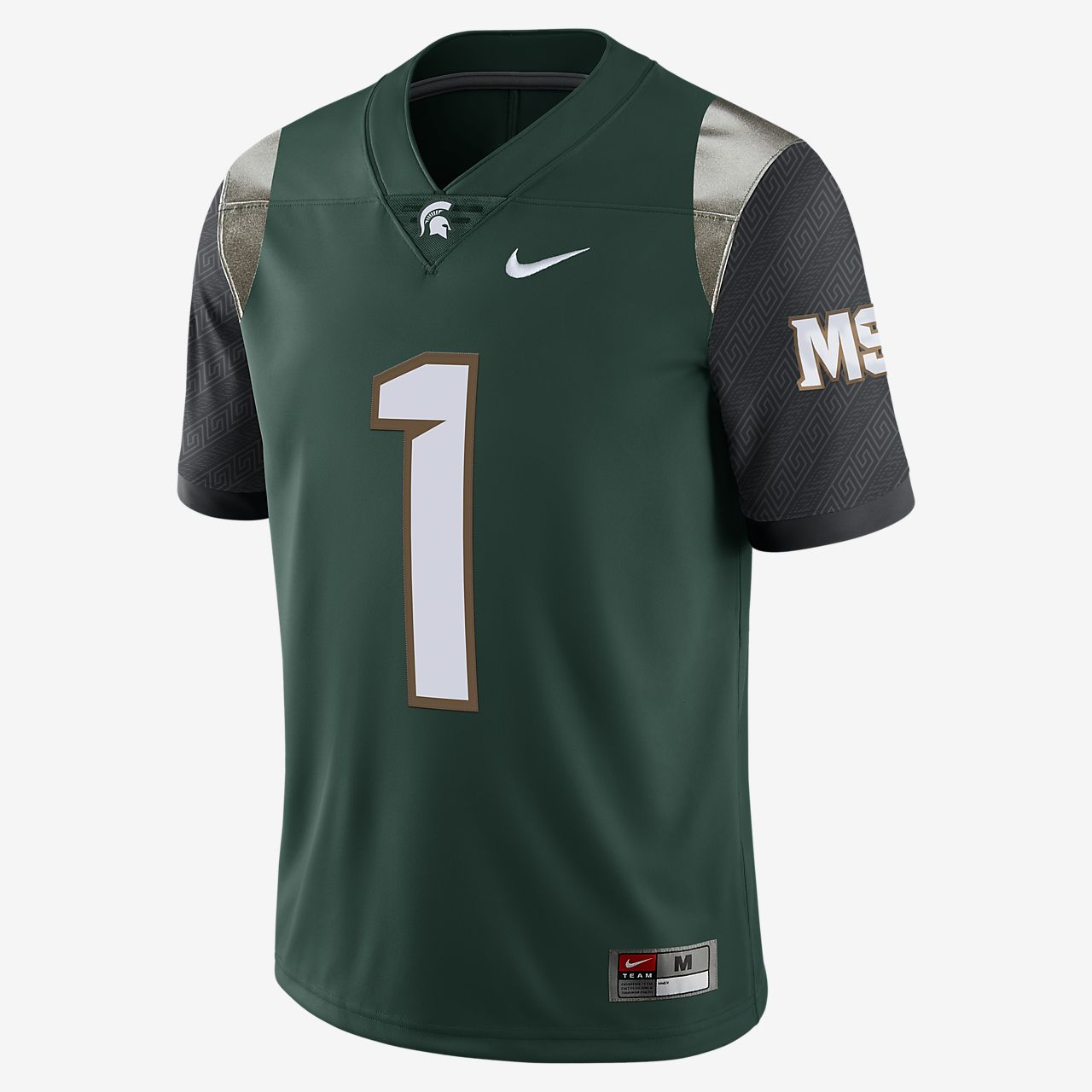 Nike College Limited (Michigan State) Men's Football Jersey