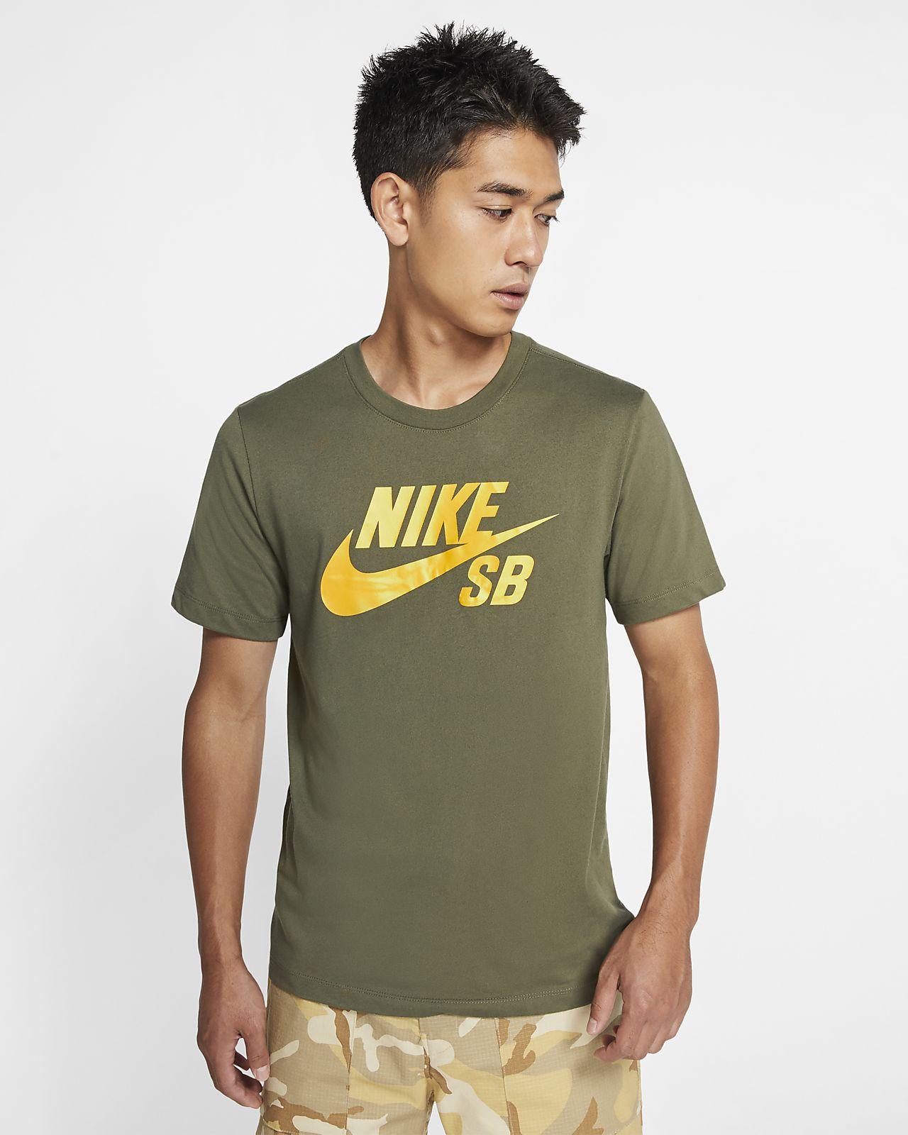 Playera de skateboarding Nike SB Dri-FIT