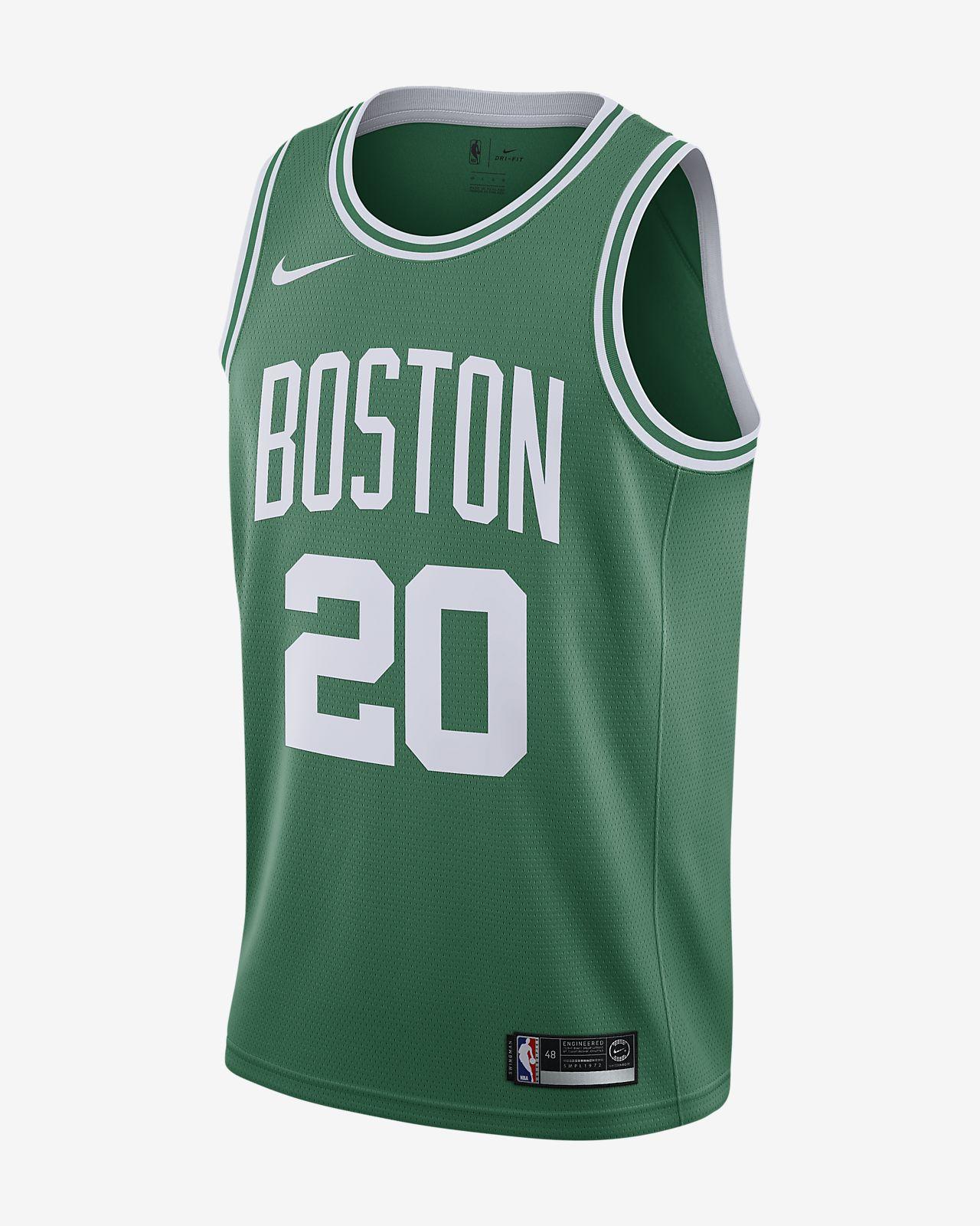 Gordon Hayward Icon Edition Swingman (Boston Celtics) Camiseta Nike NBA Connected - Hombre