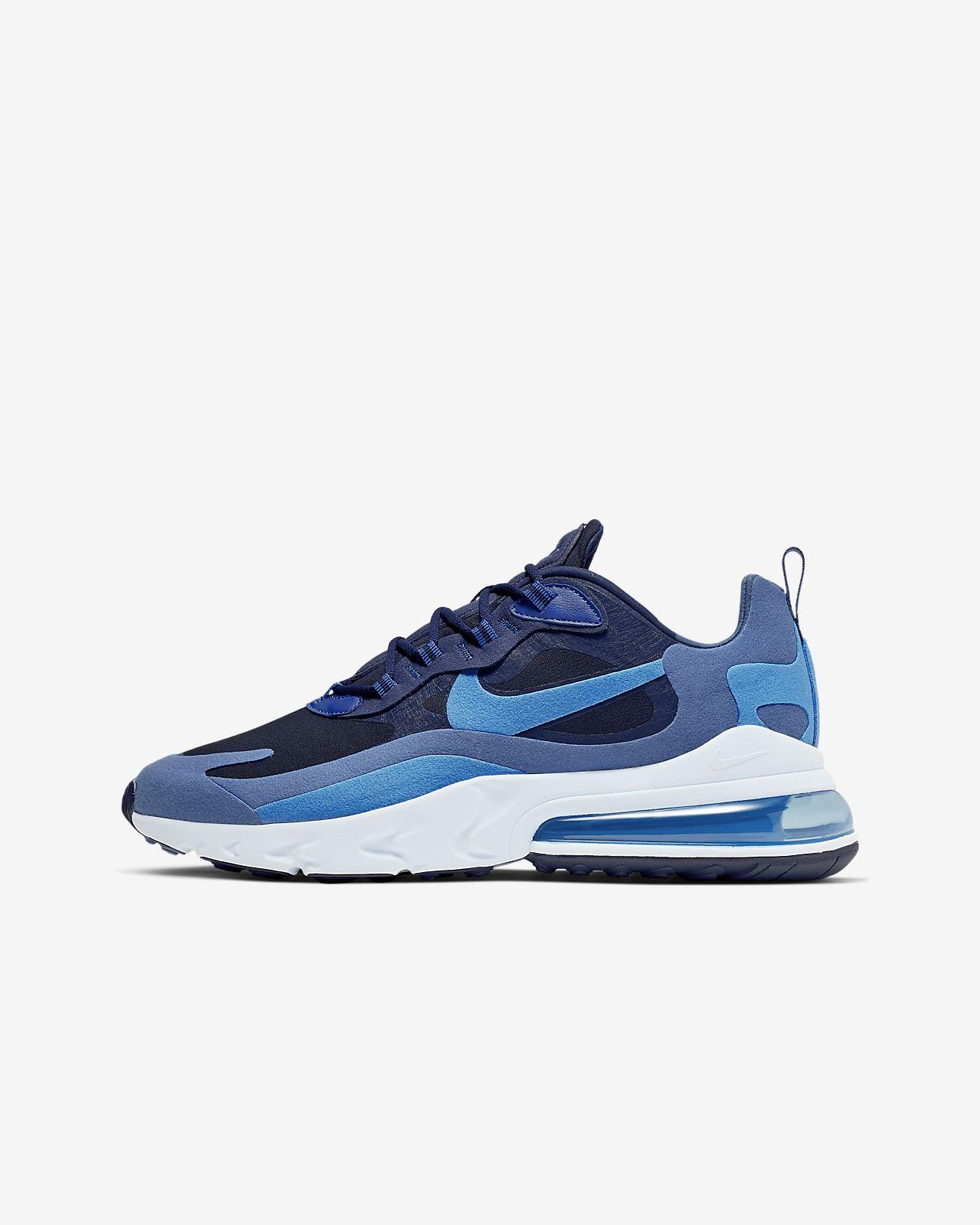 รองเท้าผู้ชาย Nike Air Max 270 React (Impressionism Art)