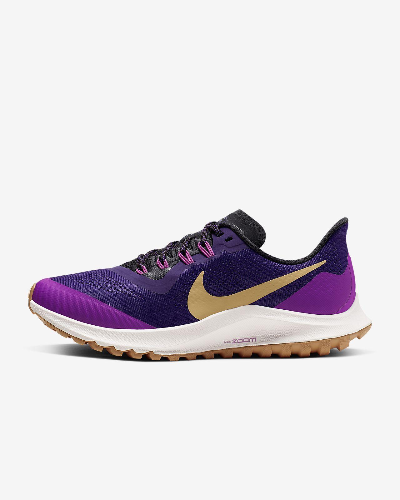 najlepszy wybór nowe promocje oficjalna strona Damskie buty do biegania w terenie Nike Air Zoom Pegasus 36 Trail