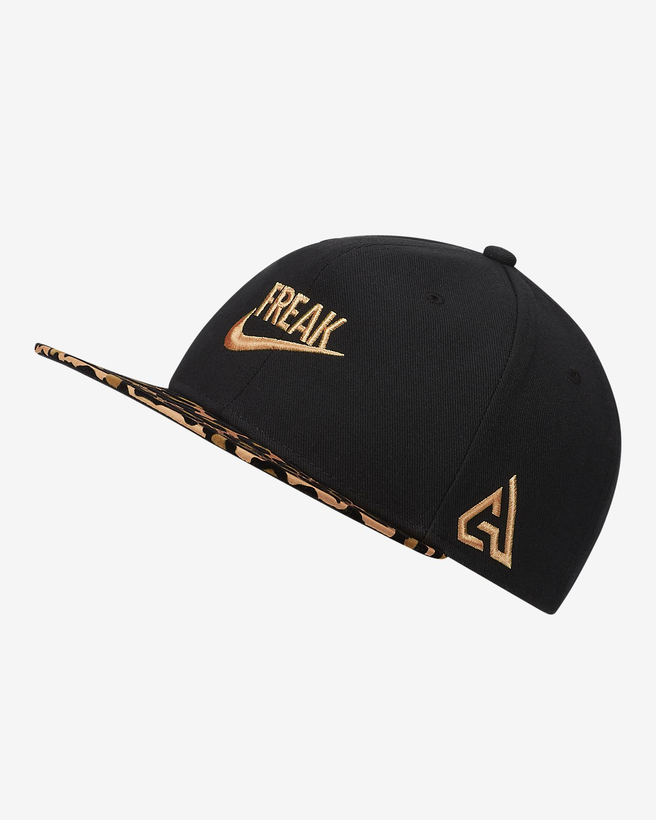 Casquette Giannis Nike Pro « Coming to America »