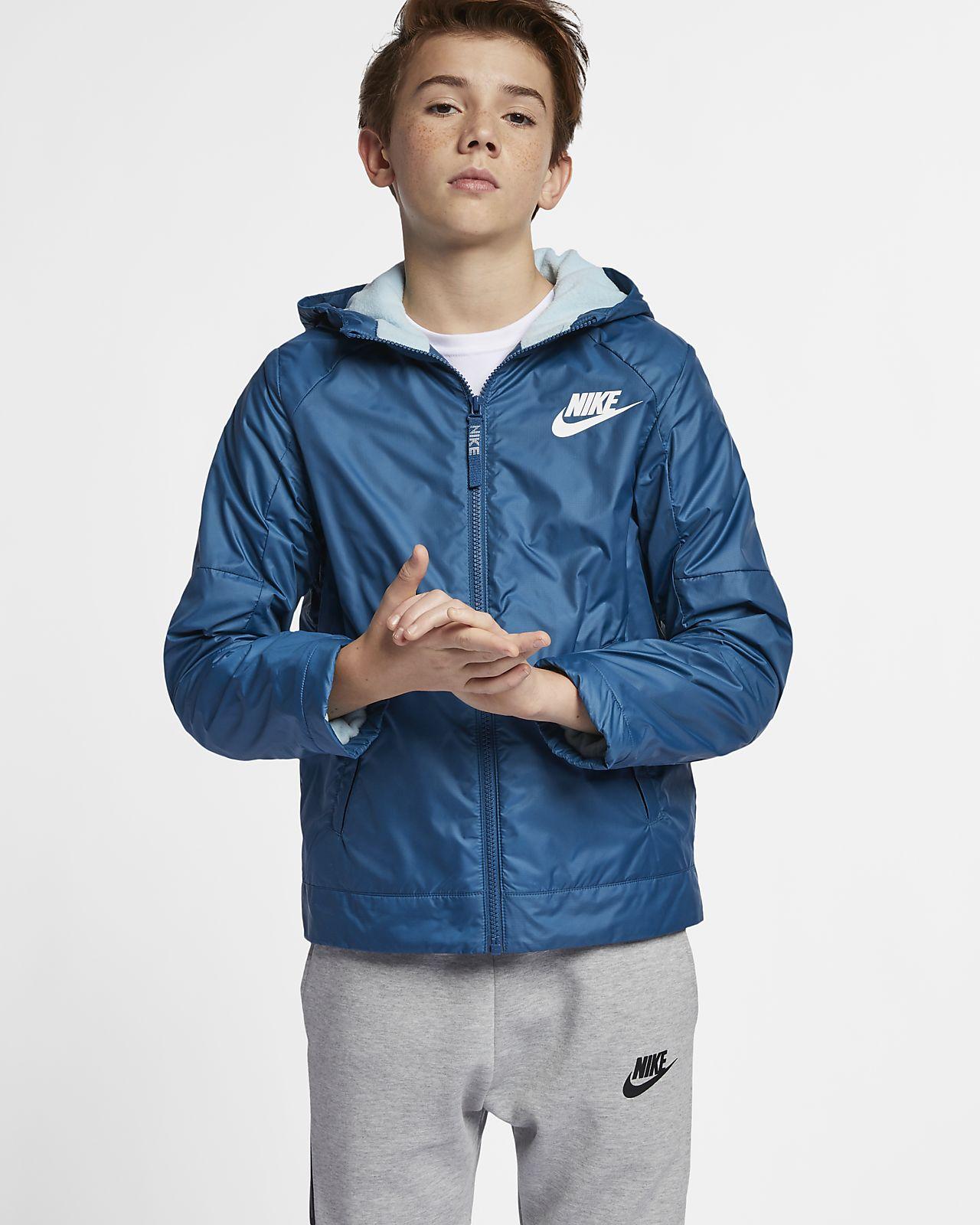 2ab23464db Nike Sportswear Older Kids' Jacket. Nike.com GB