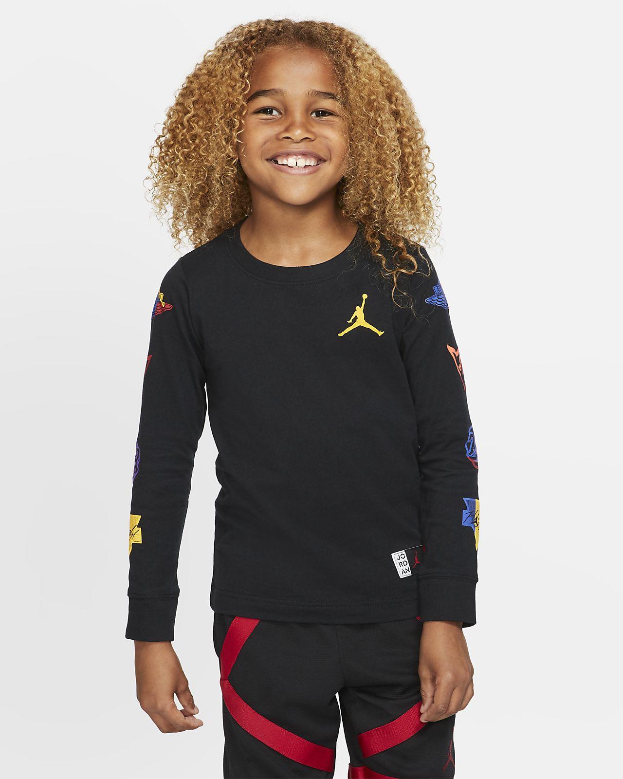 Jordan Jumpman Samarreta de màniga llarga - Nen/a petit/a