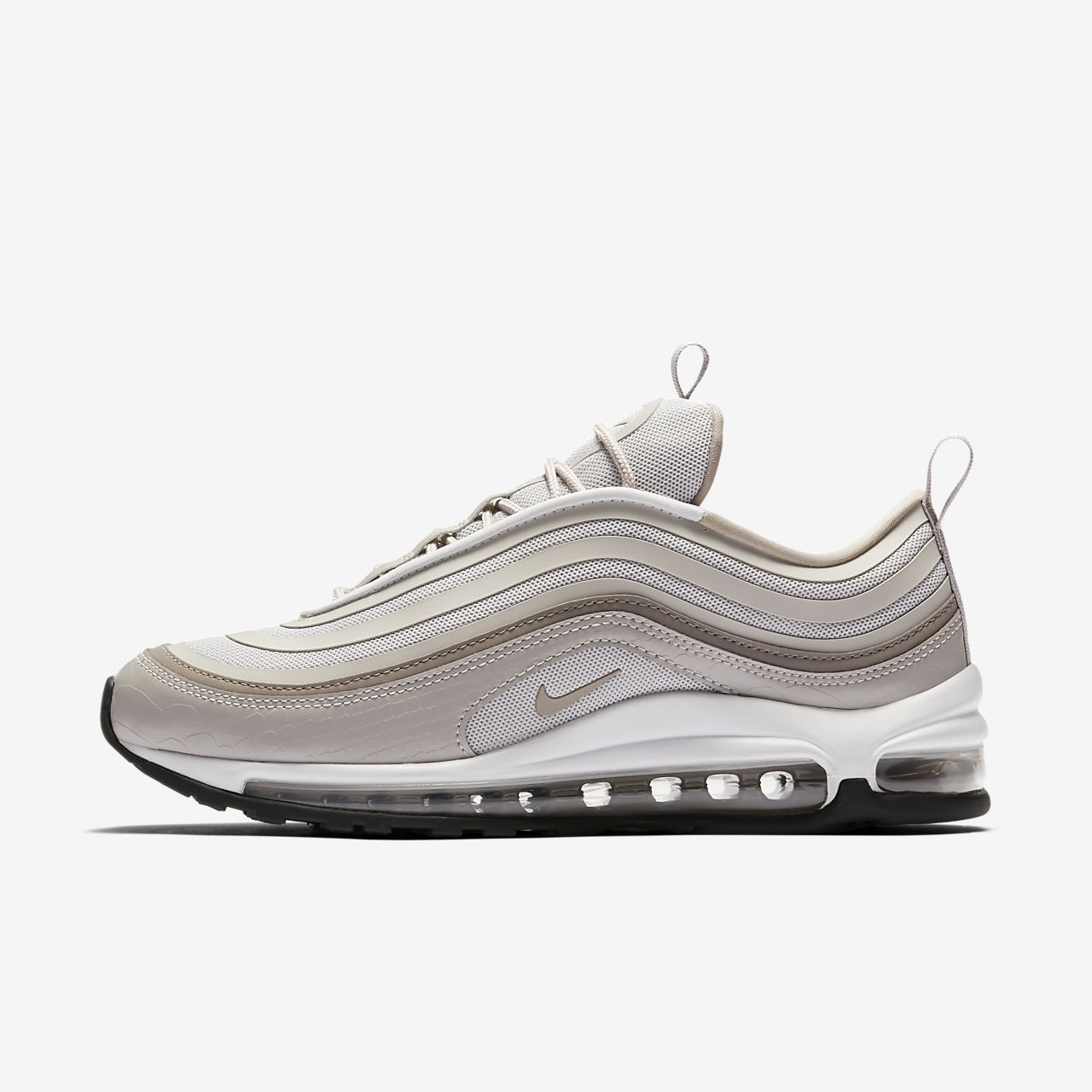 Nike Sportswear AIR MAX 97 UL 17 - Trainers - moon particle/sepia stone/vast grey