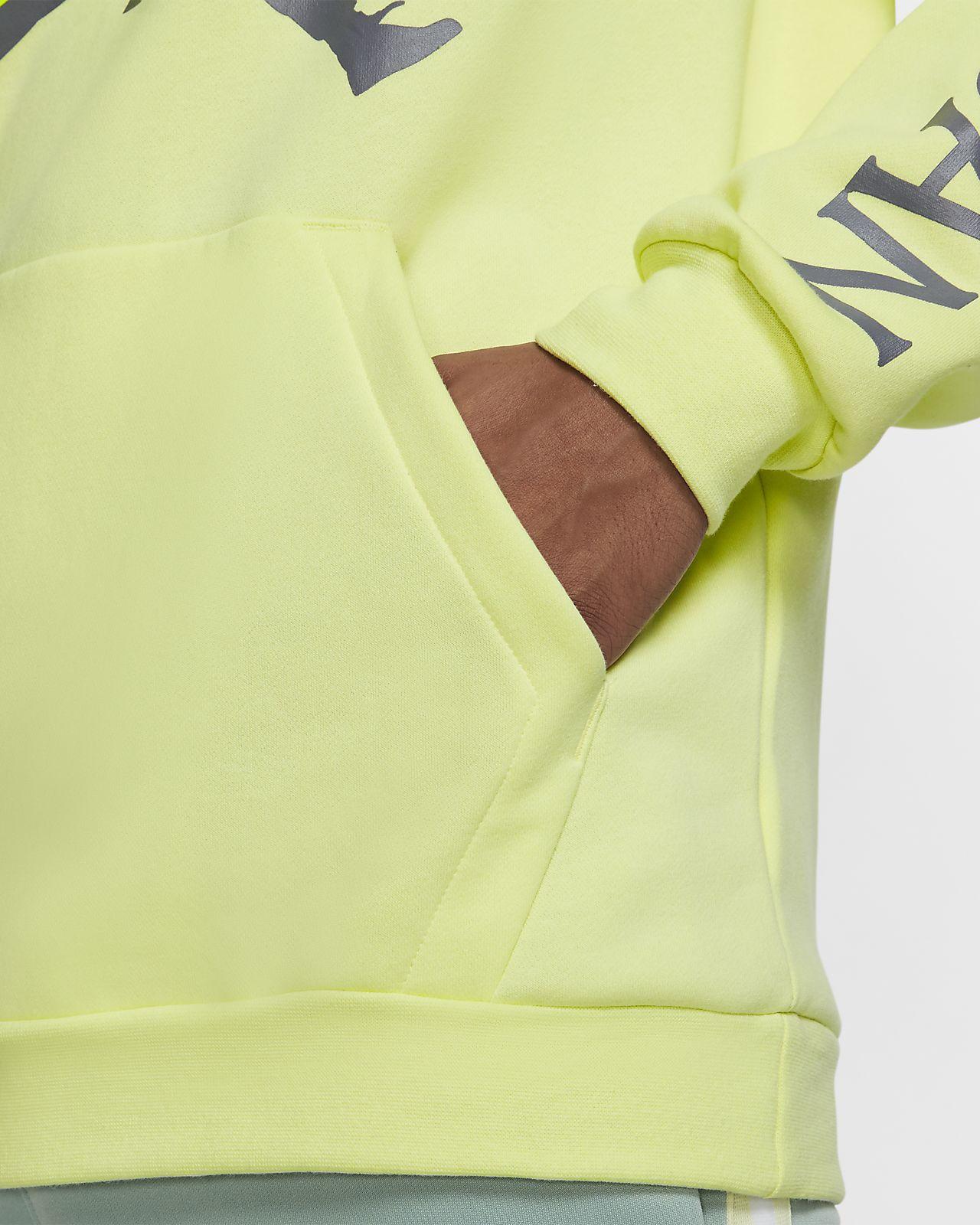 904d0349a152 Jordan Jumpman Classics Fleece Pullover Hoodie. Nike.com NL