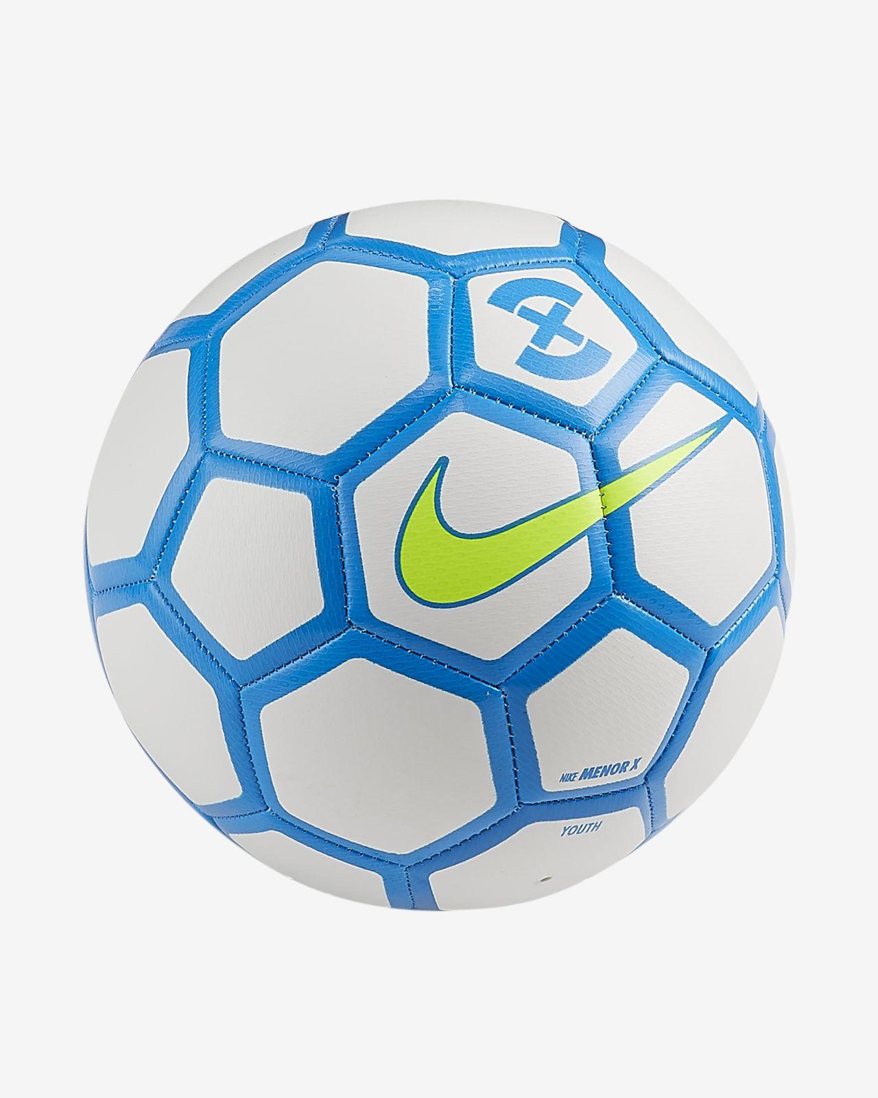 Bola de futebol Nike Menor X