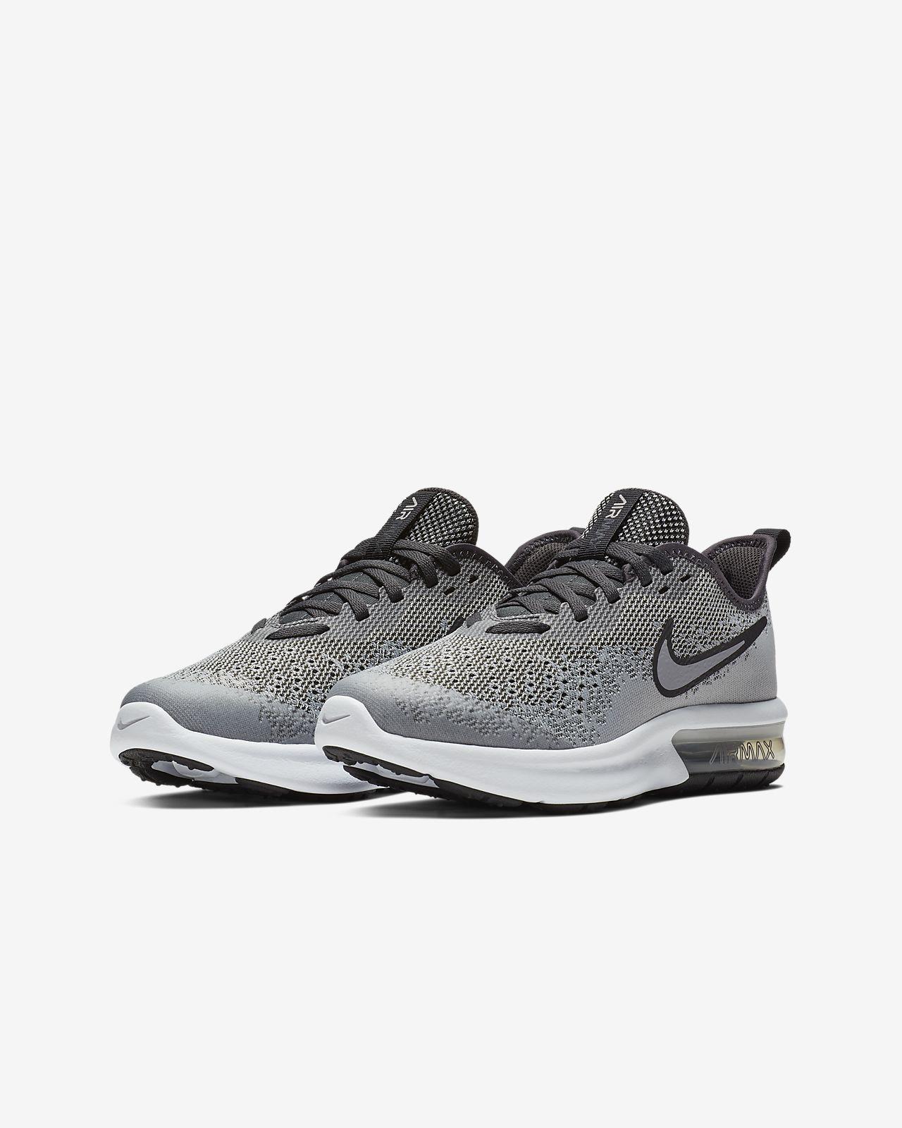 Nike Air Max Sequent 4, Chaussures de Gymnastique Homme