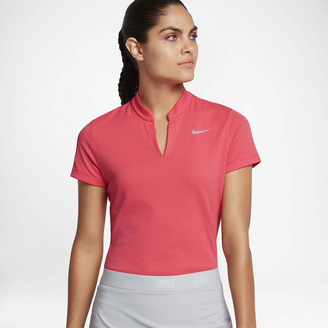 ... Nike AeroReact Women's Golf Polo