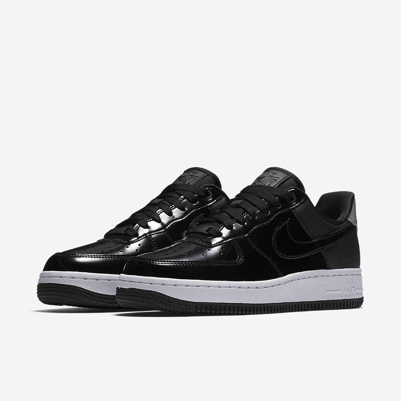 nike air force black womens