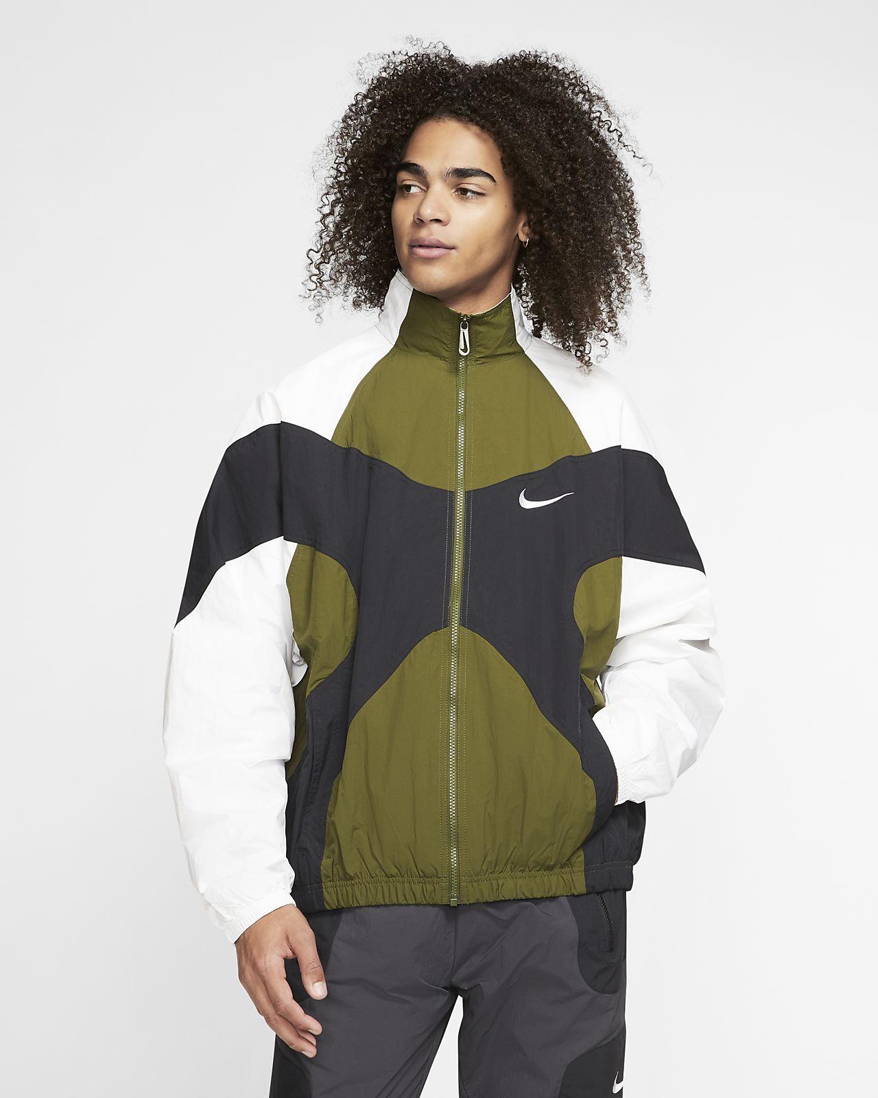 Vävd jacka Nike Sportswear för män