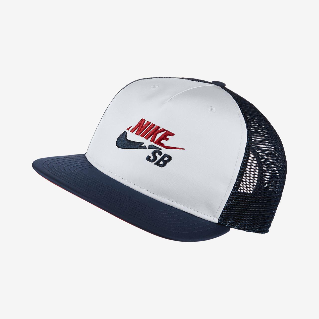 3100ce12062bb Nike SB Trucker Adjustable Hat. Nike.com IN