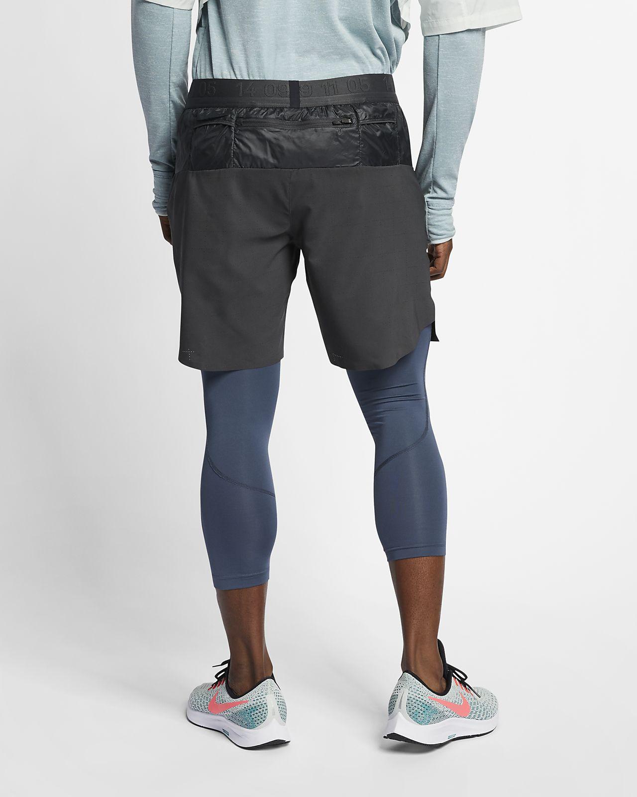 Short de running 2 en 1 Nike Tech Pack pour Homme
