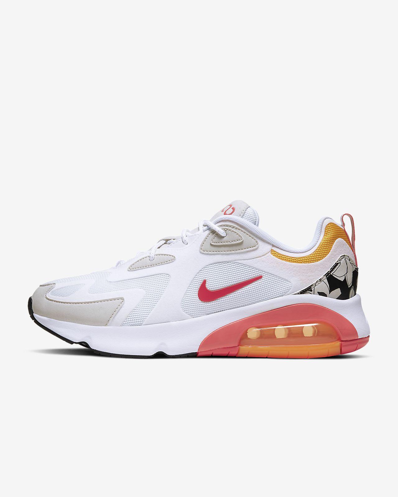 รองเท้าผู้ชาย Nike Air Max 200