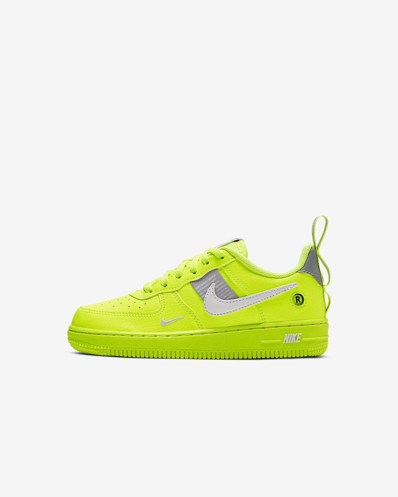Nike Force 1 LV8 Utility Little Kids' Shoe