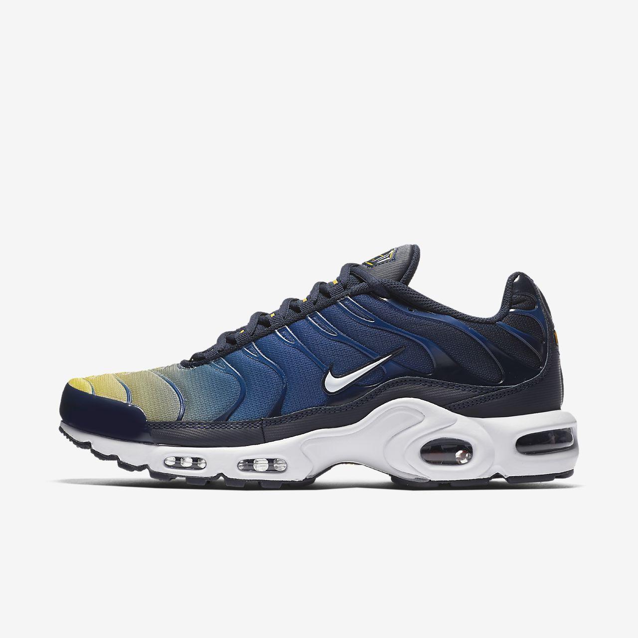 Nike Air Max 1 Erkekler Popüler Ayakkabı Dark Mavi Beyaz Orijinal