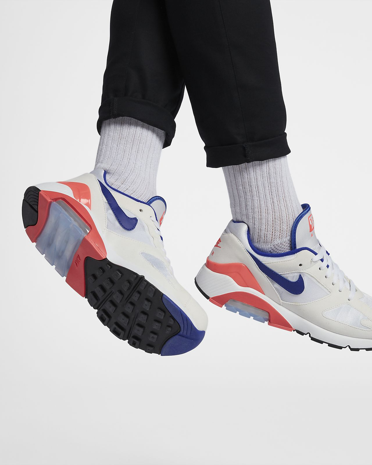 nike air max 180 og sneakers means