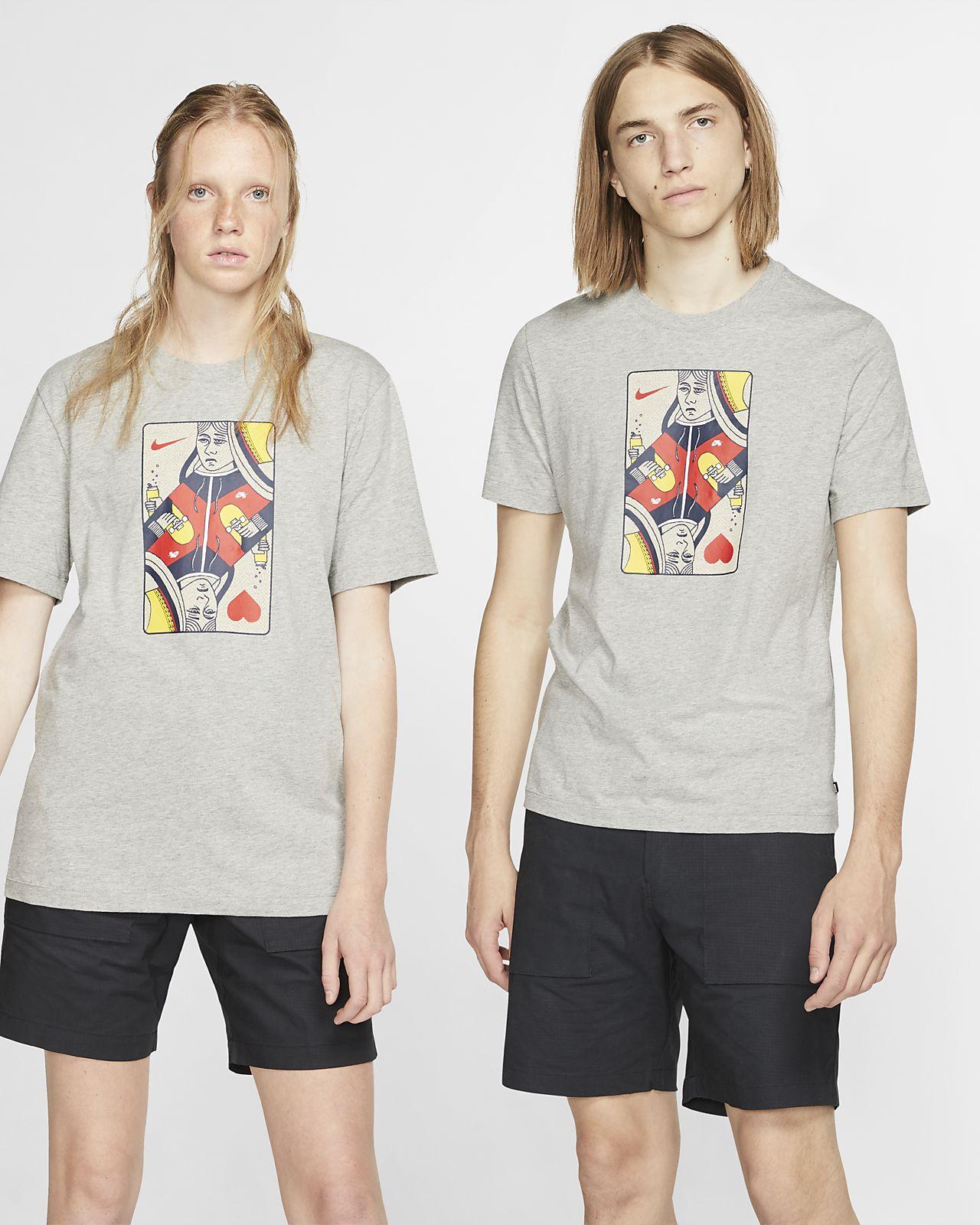 Nike SB-skater-T-shirt