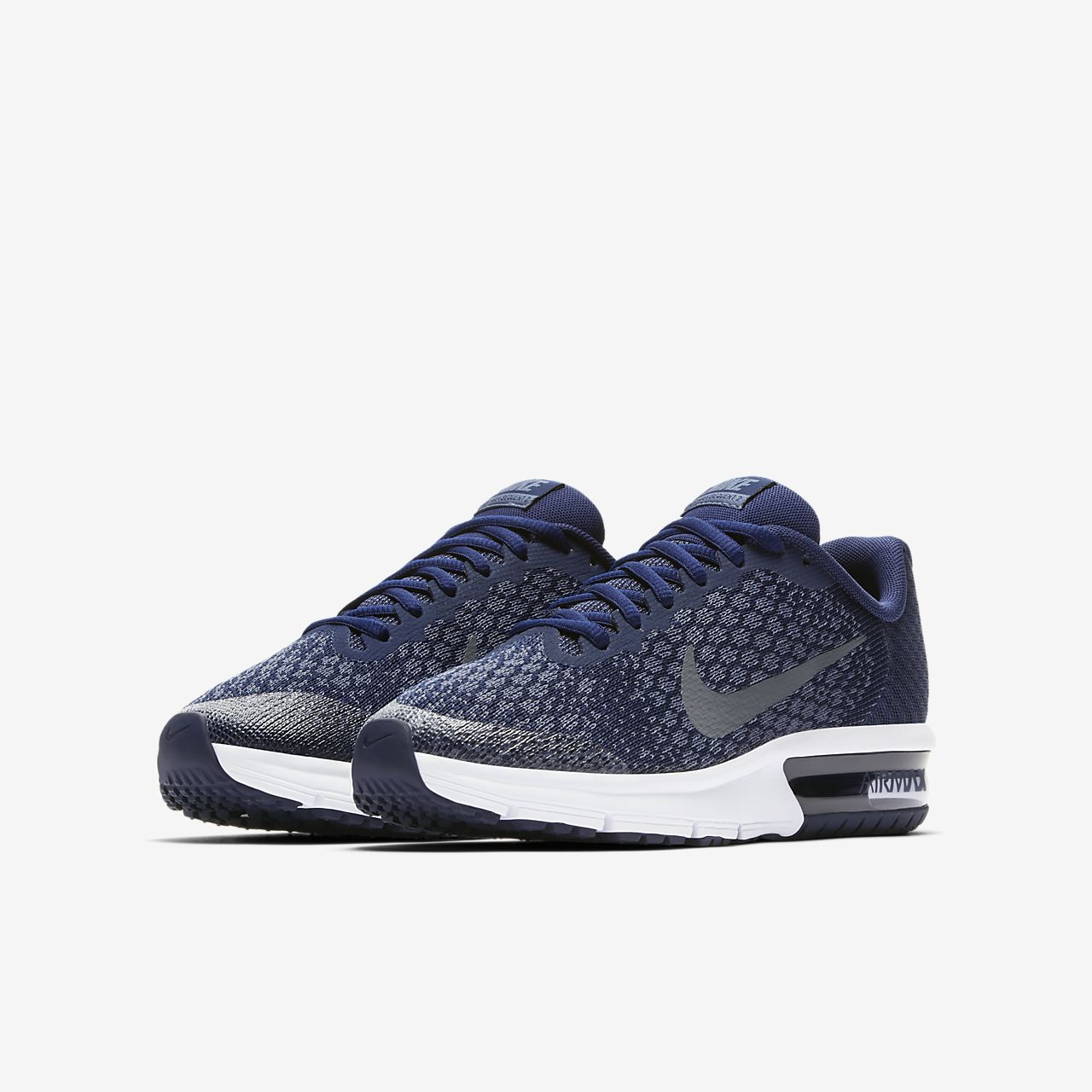air max sequent 2 azul
