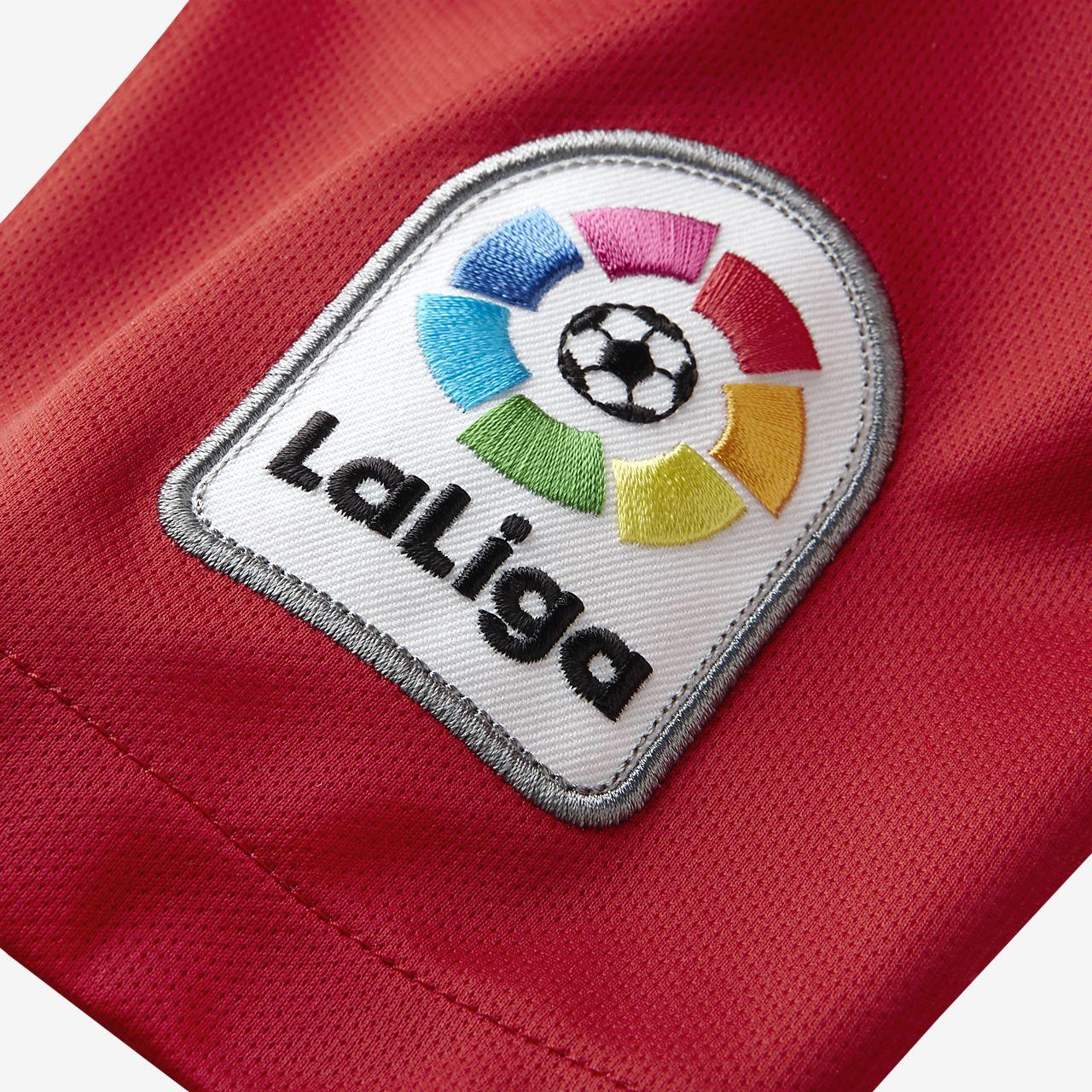 8414b4f19c18c ... Camiseta de fútbol para niños talla grande de local Stadium del Atlético  de Madrid 2018