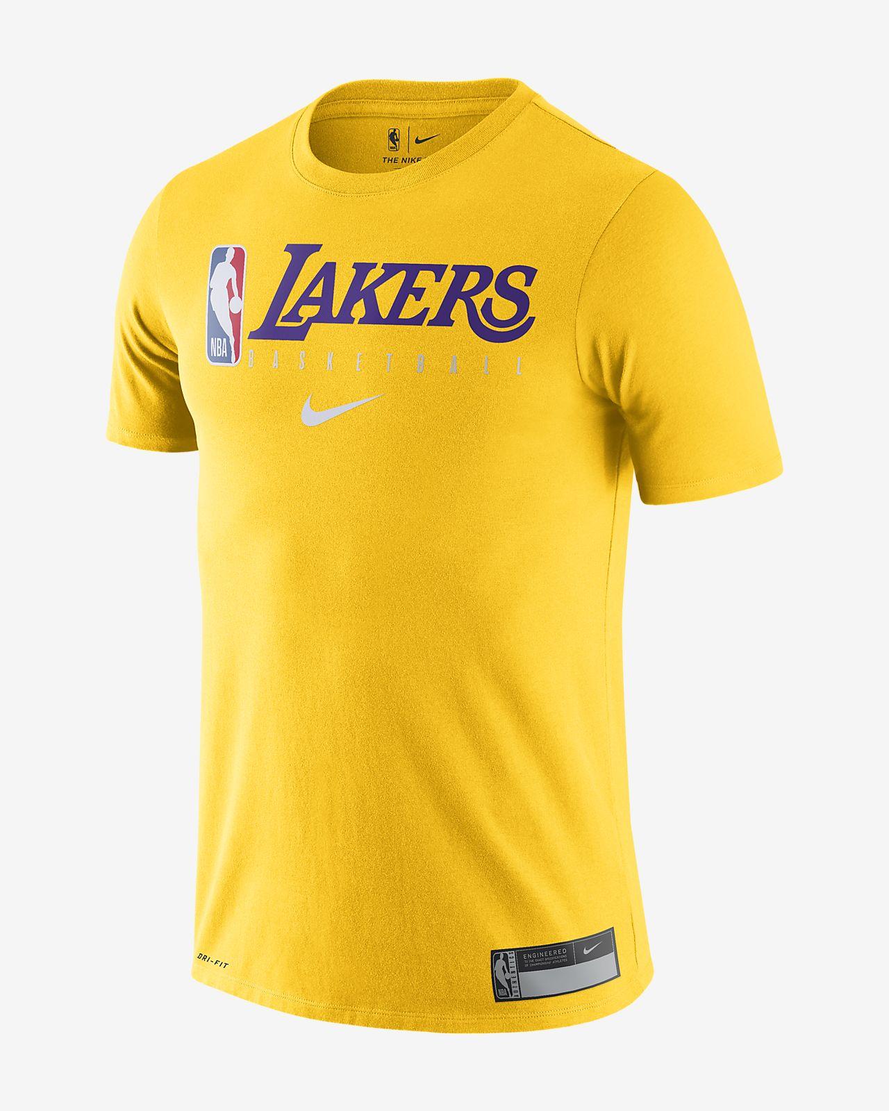 Los Angeles Lakers Nike NBA Erkek Tişörtü