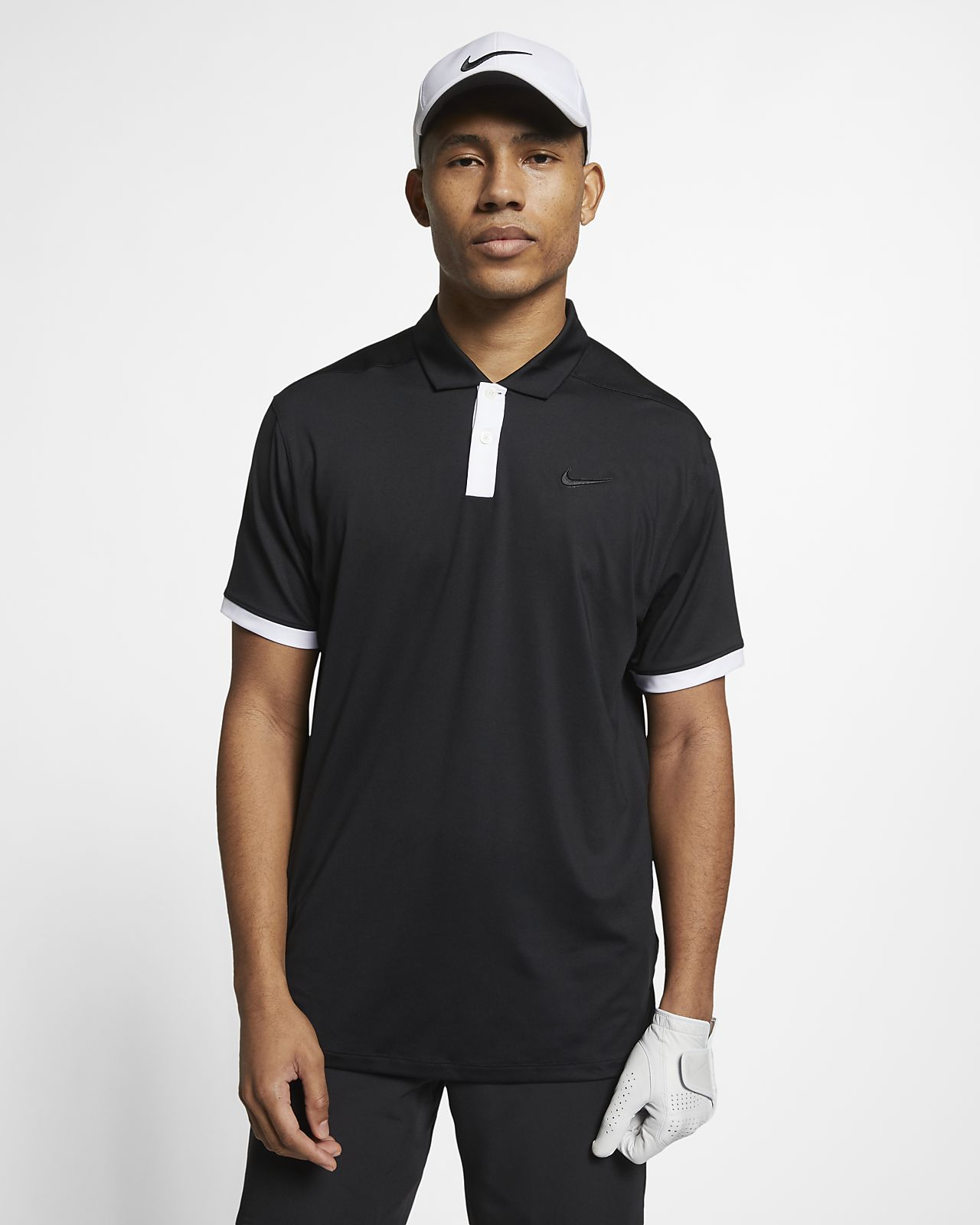 Nike Dri-FIT Vapor férfi golfpóló