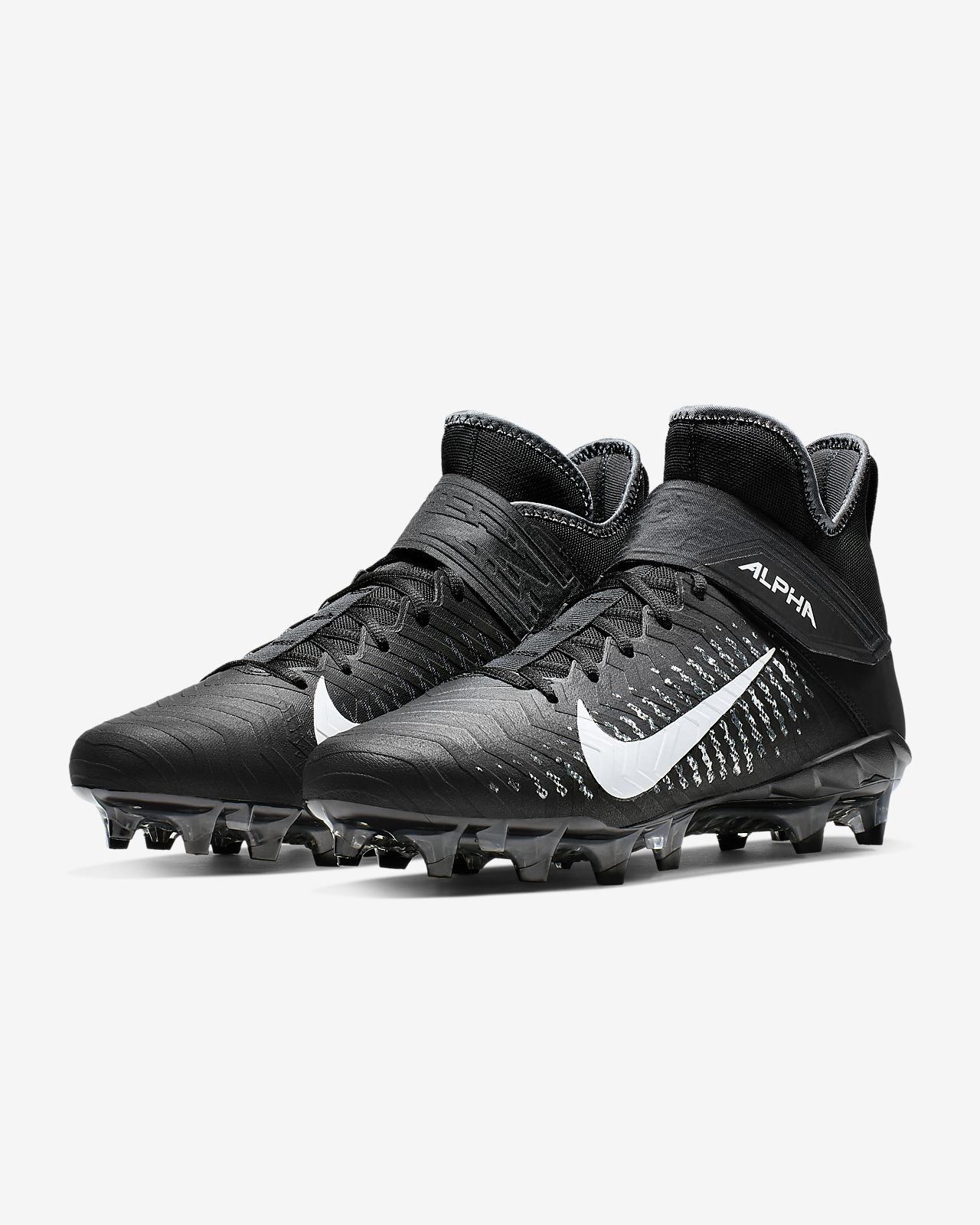 huge selection of 0ac8a 9881b ... Nike Alpha Menace Pro 2 Mid Men s Football Cleat