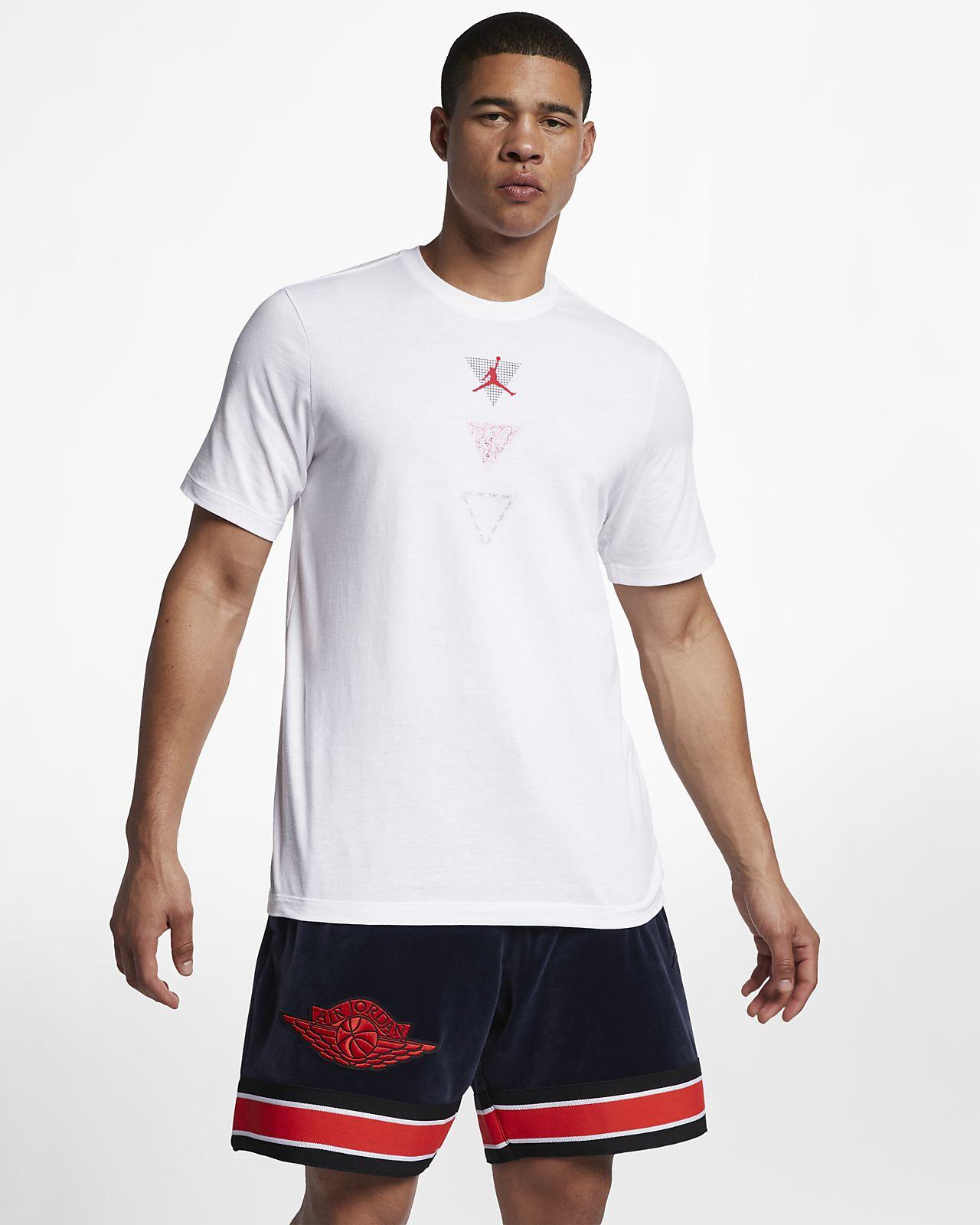 Jordan Legacy AJ4 男款 T 恤
