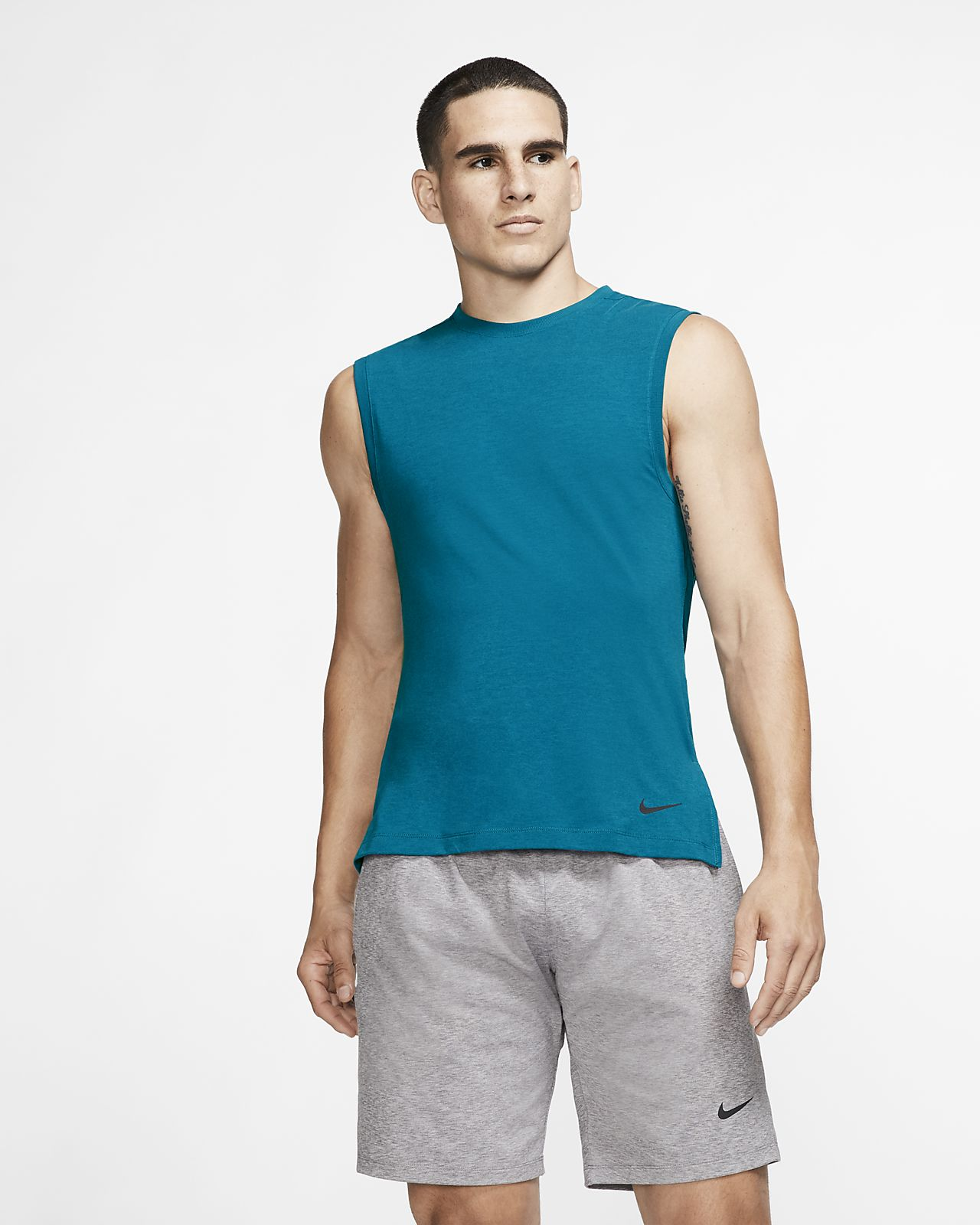 Nike Dri-FIT Men's Yoga Training Tank