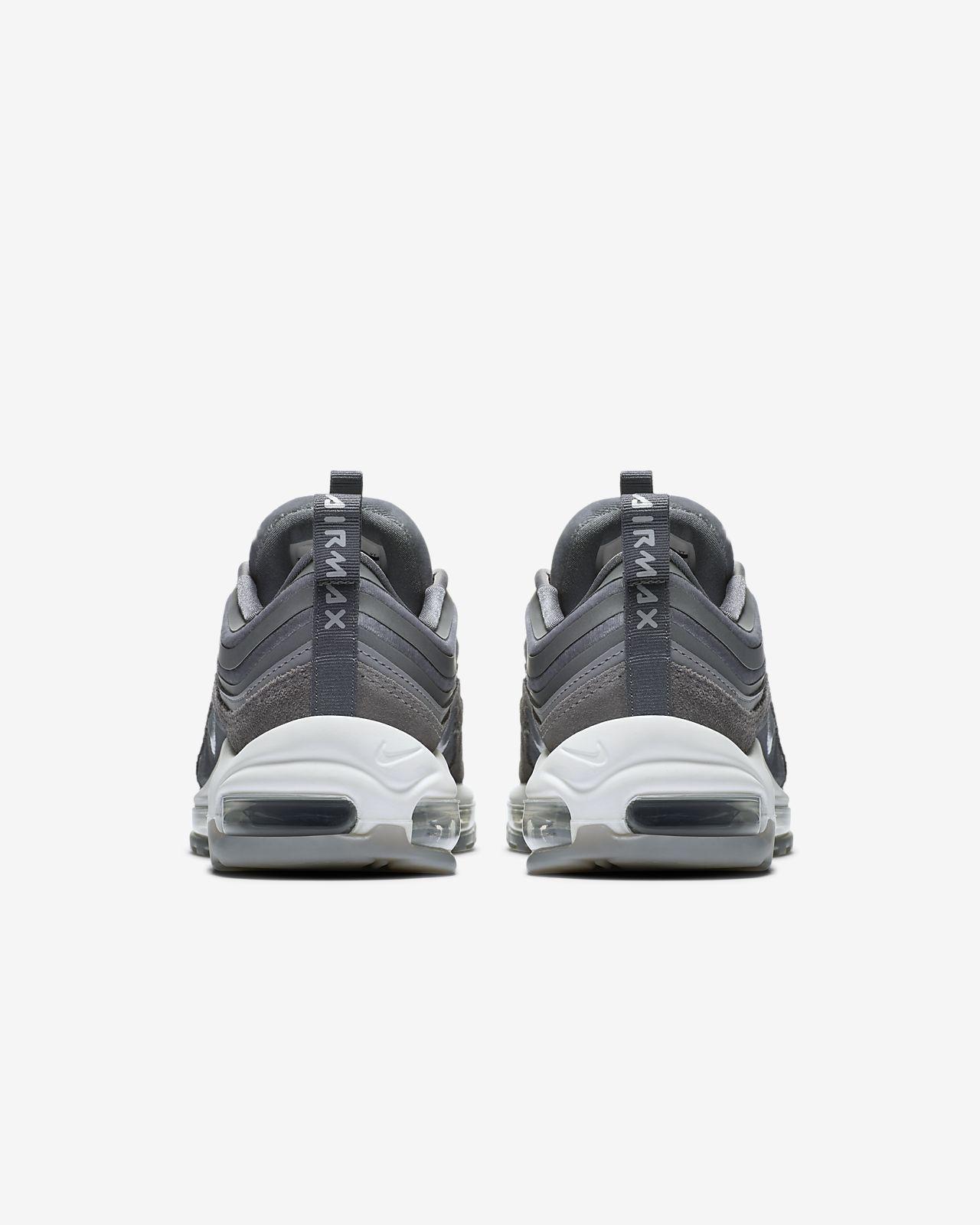 nike air max 97 ultra '17 women's shoe silver