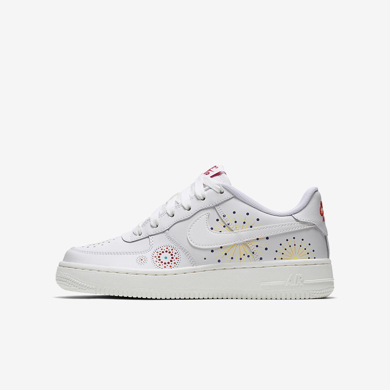 ... Chaussure Nike Air Force 1 Pinnacle QS pour Enfant plus âgé