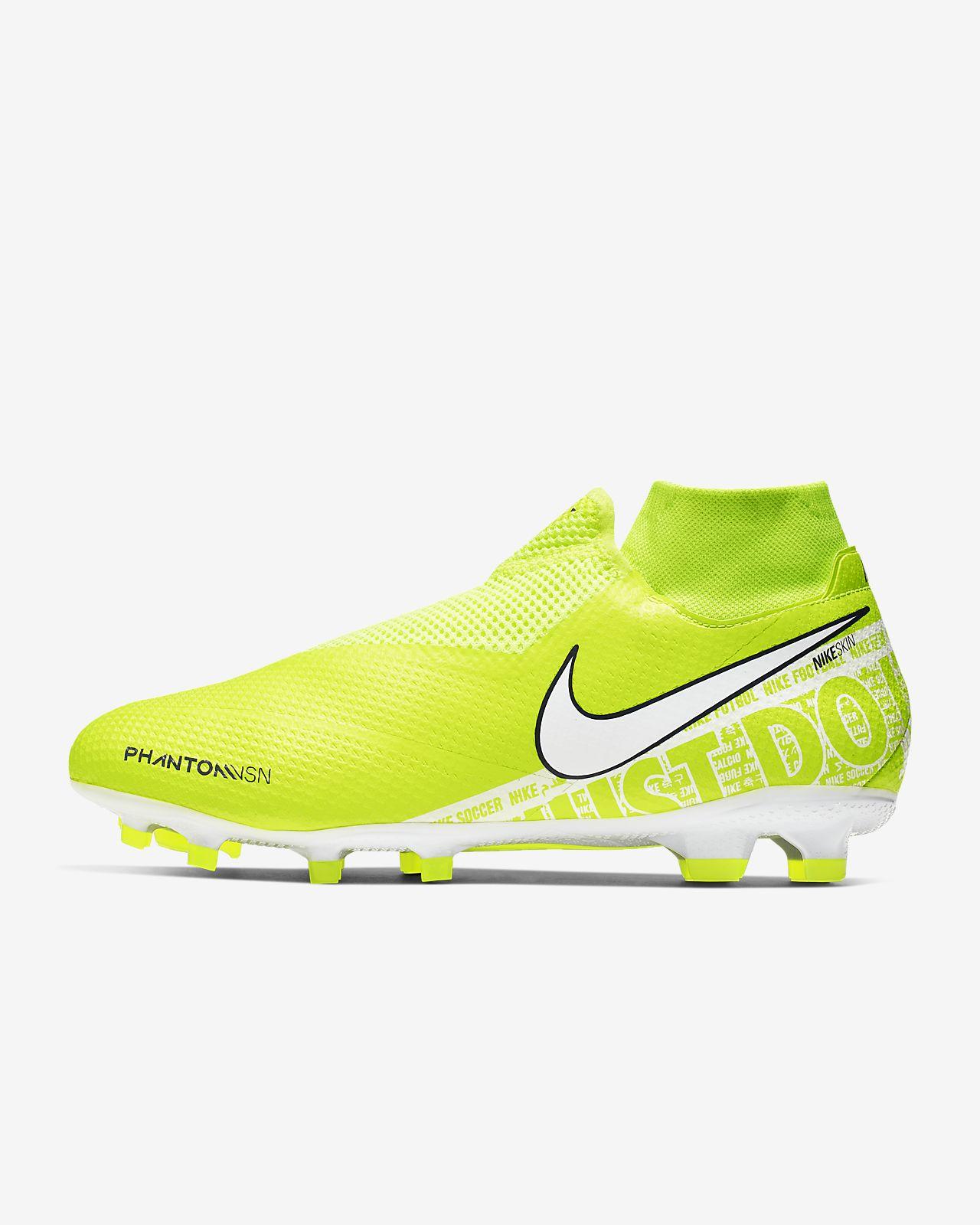 Rasen Vision FG Dynamic Phantom normalen Pro Fußballschuh für Nike Fit BedCWrxo
