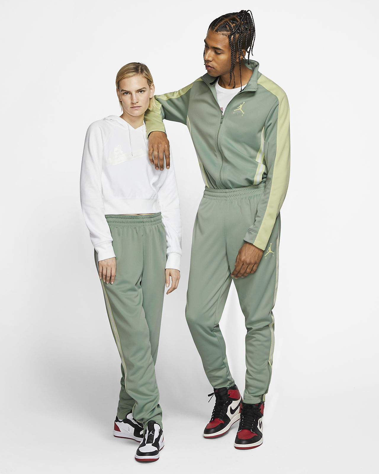 Jordan Jumpman Flight Suit Basketball Trousers