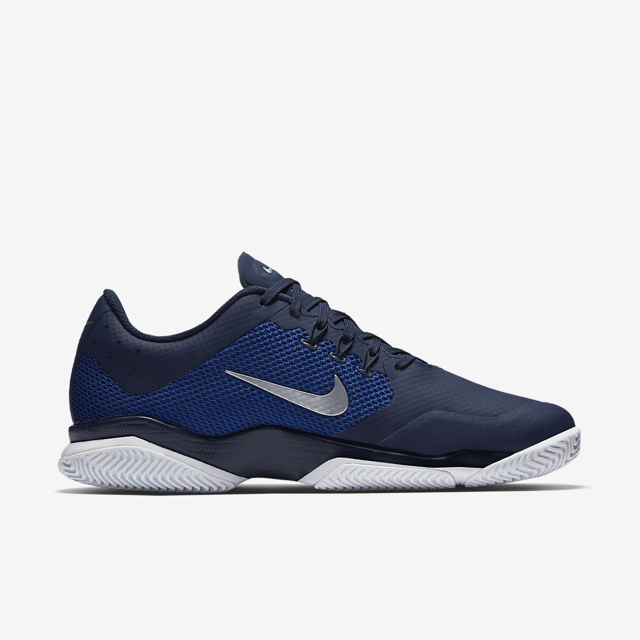 nike blue tennis shoes