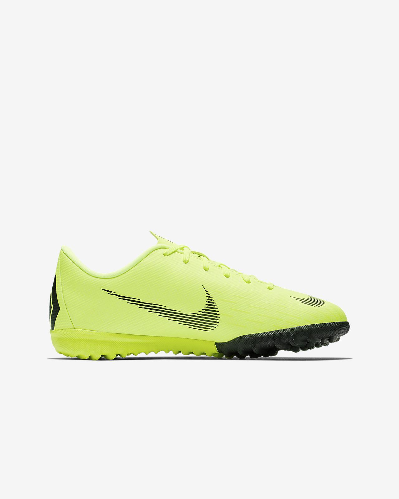 new concept 75b37 02b51 ... Fotbollssko för grus konstgräs Nike Jr. MercurialX Vapor XII Academy  för barn ungdom