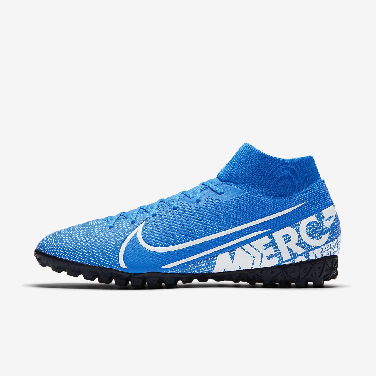sortie d'usine prix favorable belles chaussures Chaussure de football pour surface synthétique Nike Mercurial Superfly 7  Academy TF