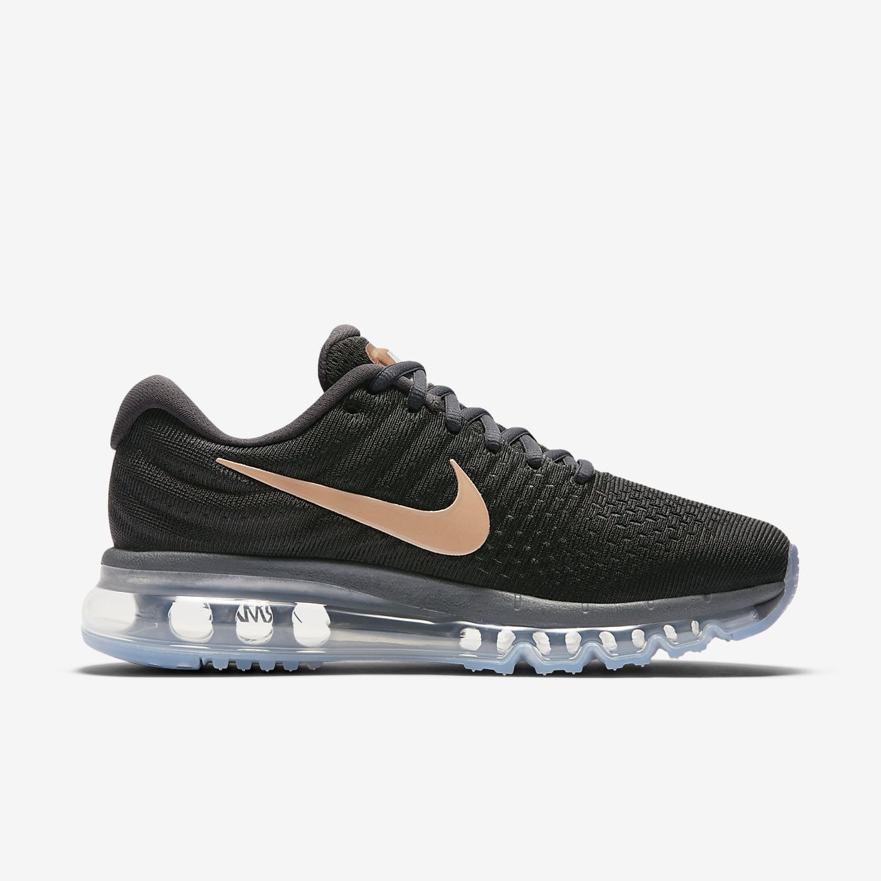nike air max 2017 all black nz
