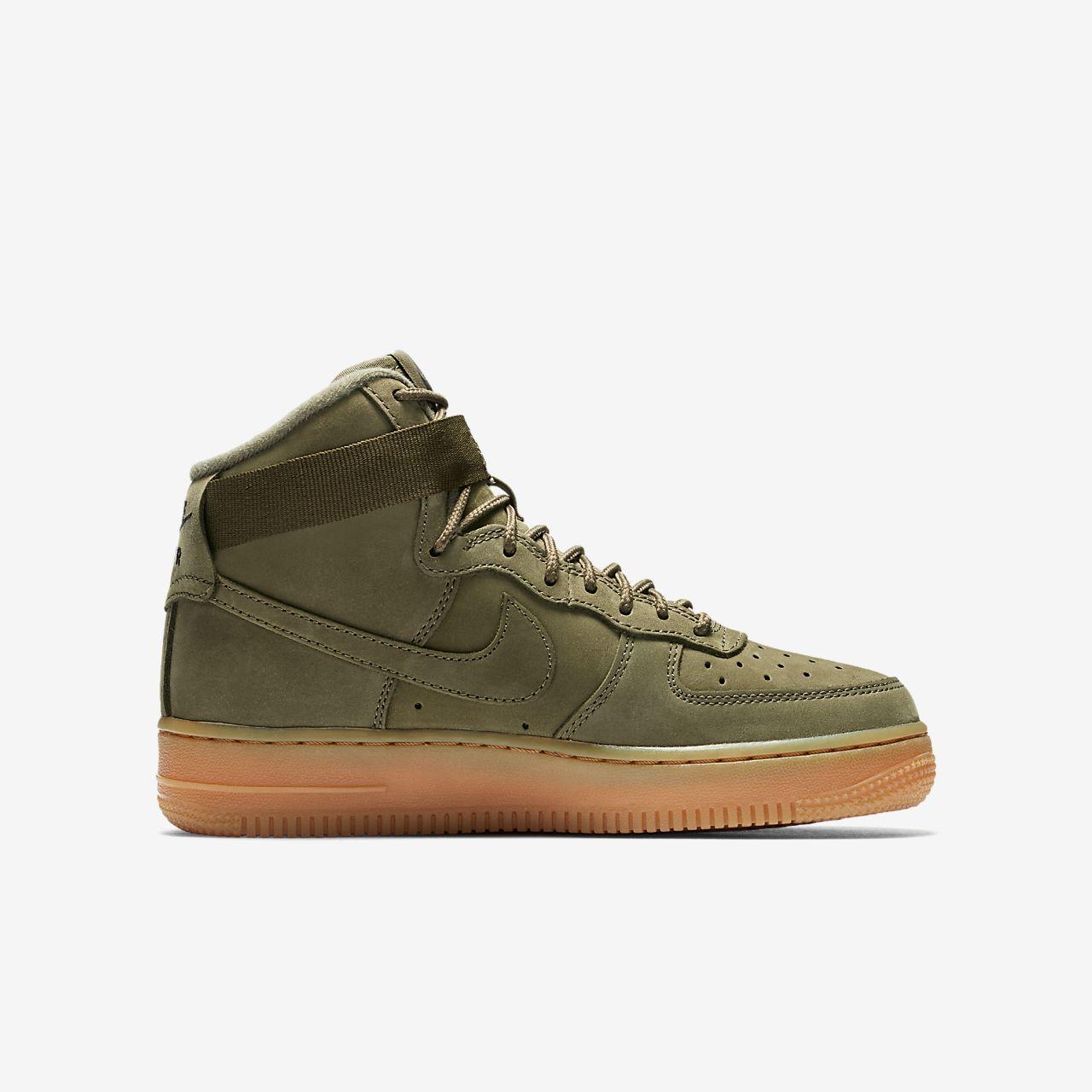 ... Nike Air Force 1 High WB Older Kids' Shoe