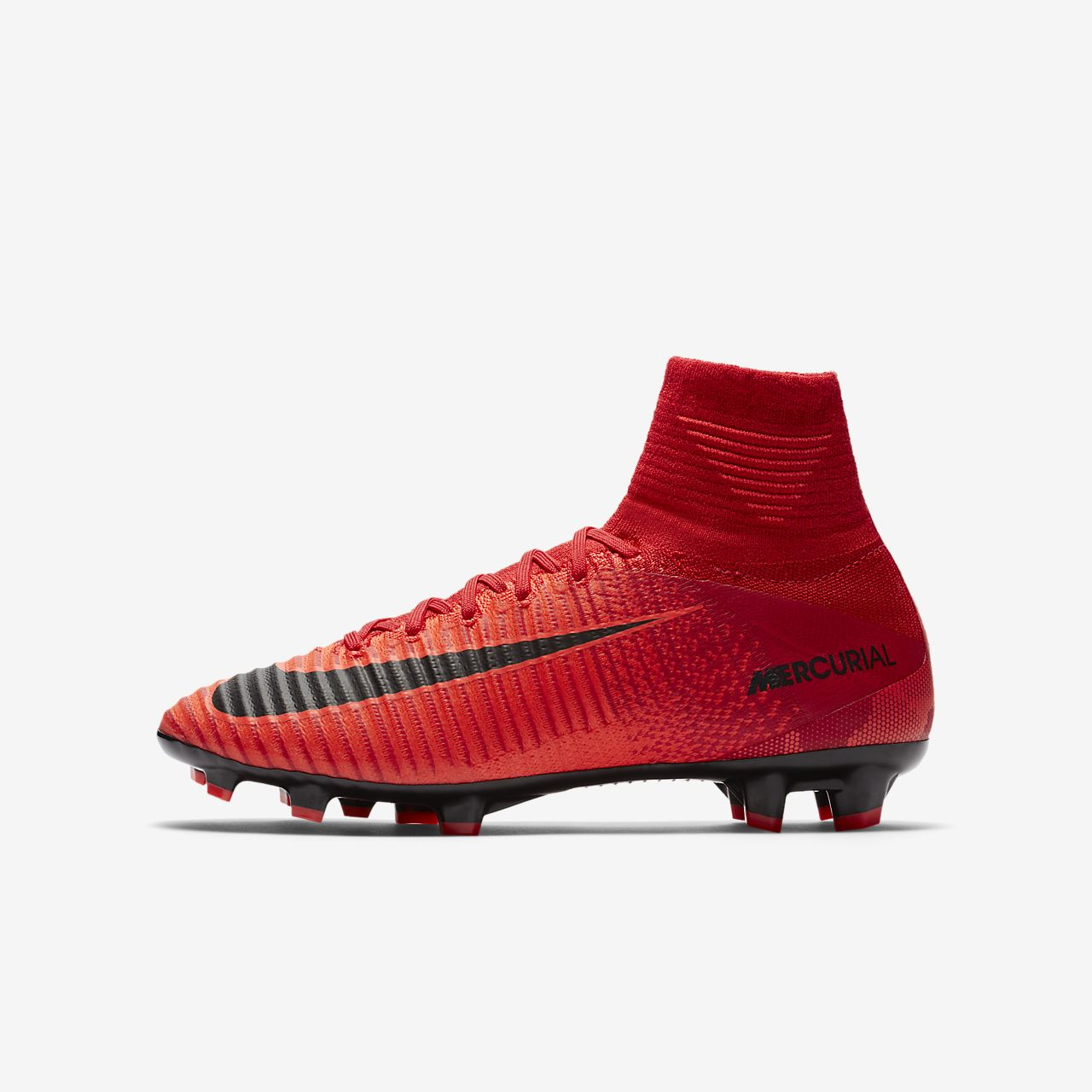... Nike Jr. Mercurial Superfly V Dynamic Fit Big Kids' Firm-Ground Soccer  Cleat