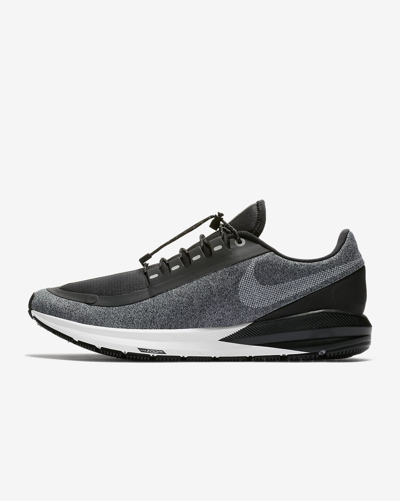 new style 82139 1112a Nike Air Zoom Structure 22 Shield Water-Repellent løpesko til herre