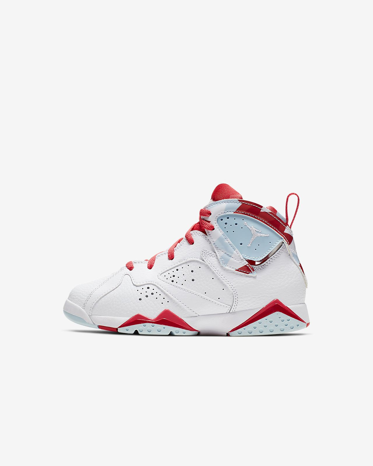 6f46d3a3961 Air Jordan 7 Retro (10.5c-3y) Pre-School Girls' Shoe. Nike.com